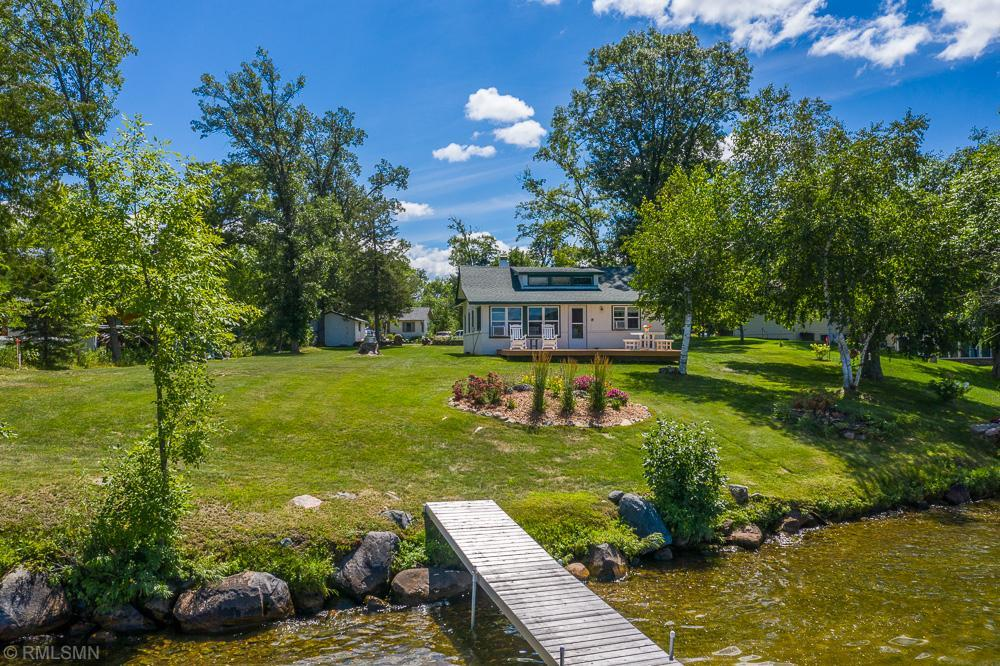 1254 Green Gables Road Property Photo - East Gull Lake, MN real estate listing
