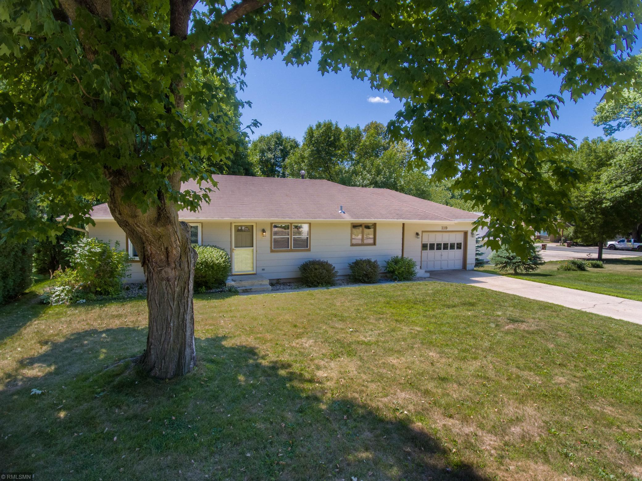 119 South Street E Property Photo - Norwood Young America, MN real estate listing