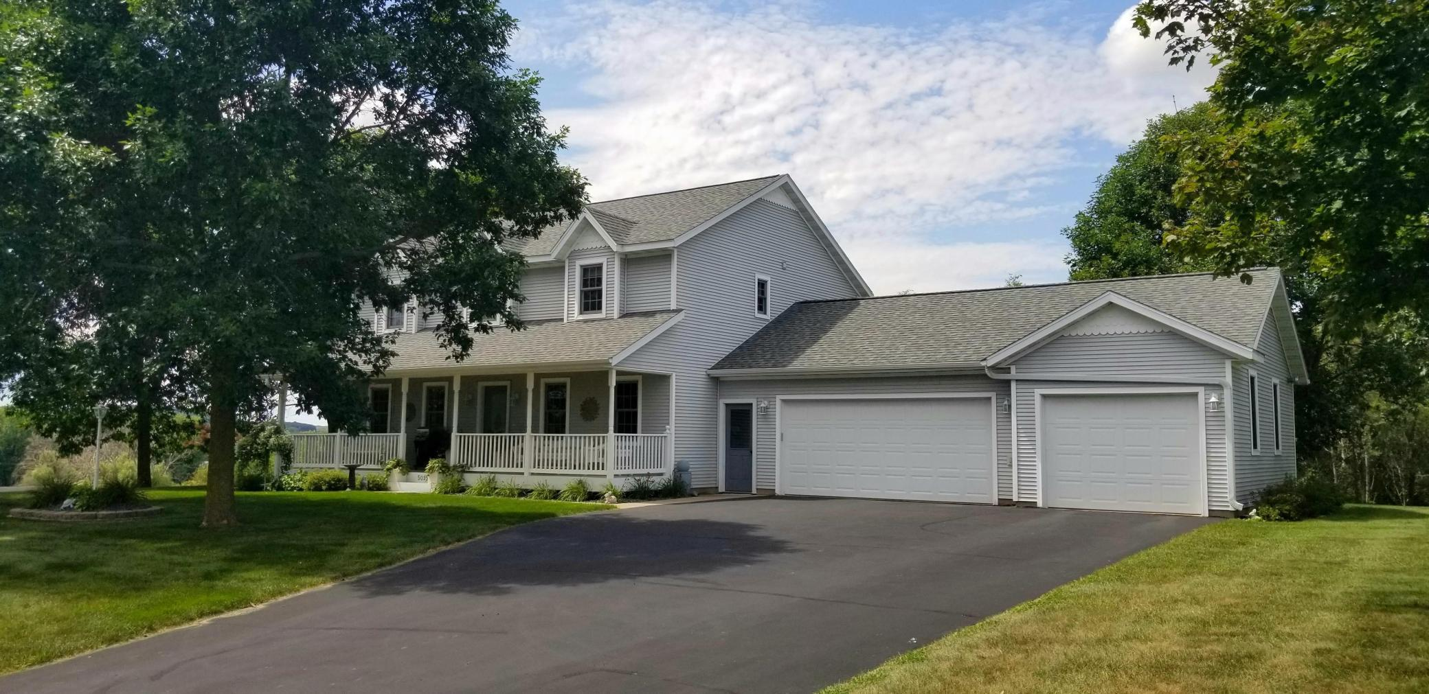 50953 Hilltop Lane Property Photo - Eleva, WI real estate listing