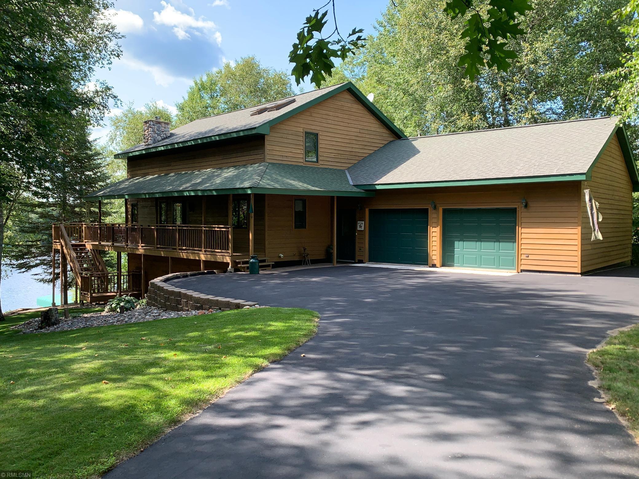 18592 Wood Lake Boulevard Property Photo - Emily, MN real estate listing