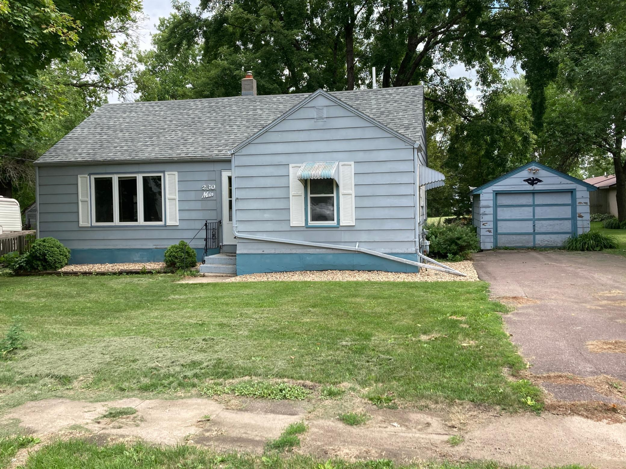 230 Main Street Property Photo - Currie, MN real estate listing