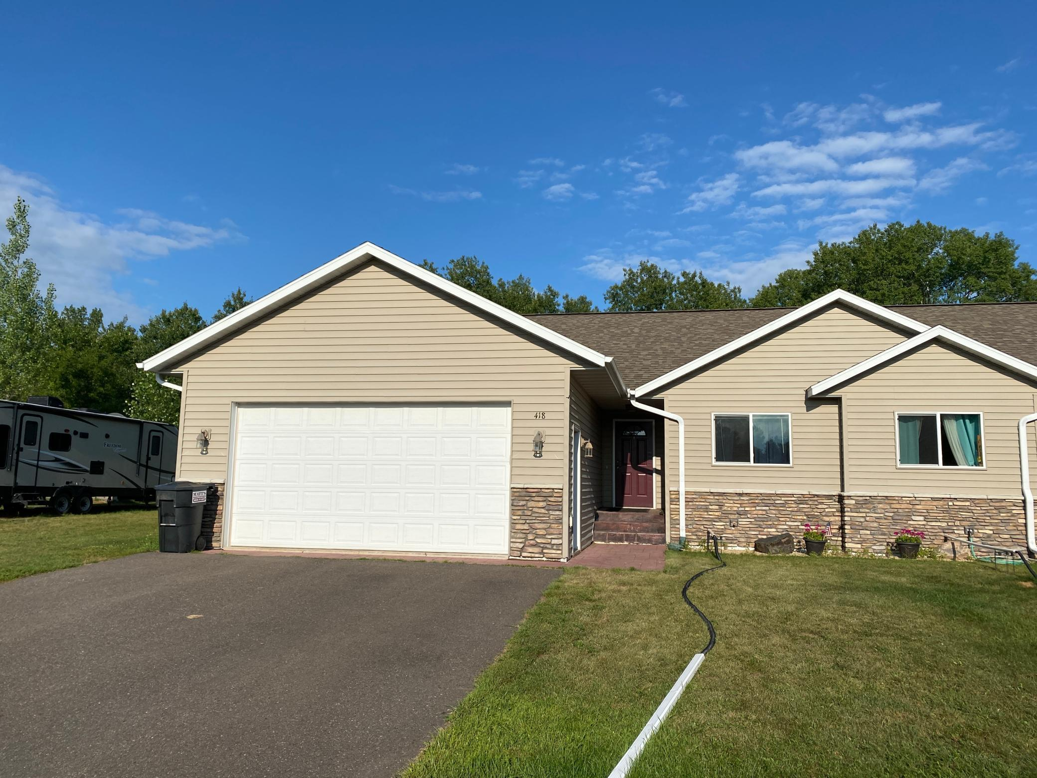 418 Lincoln Ave. Property Photo - Sandstone, MN real estate listing