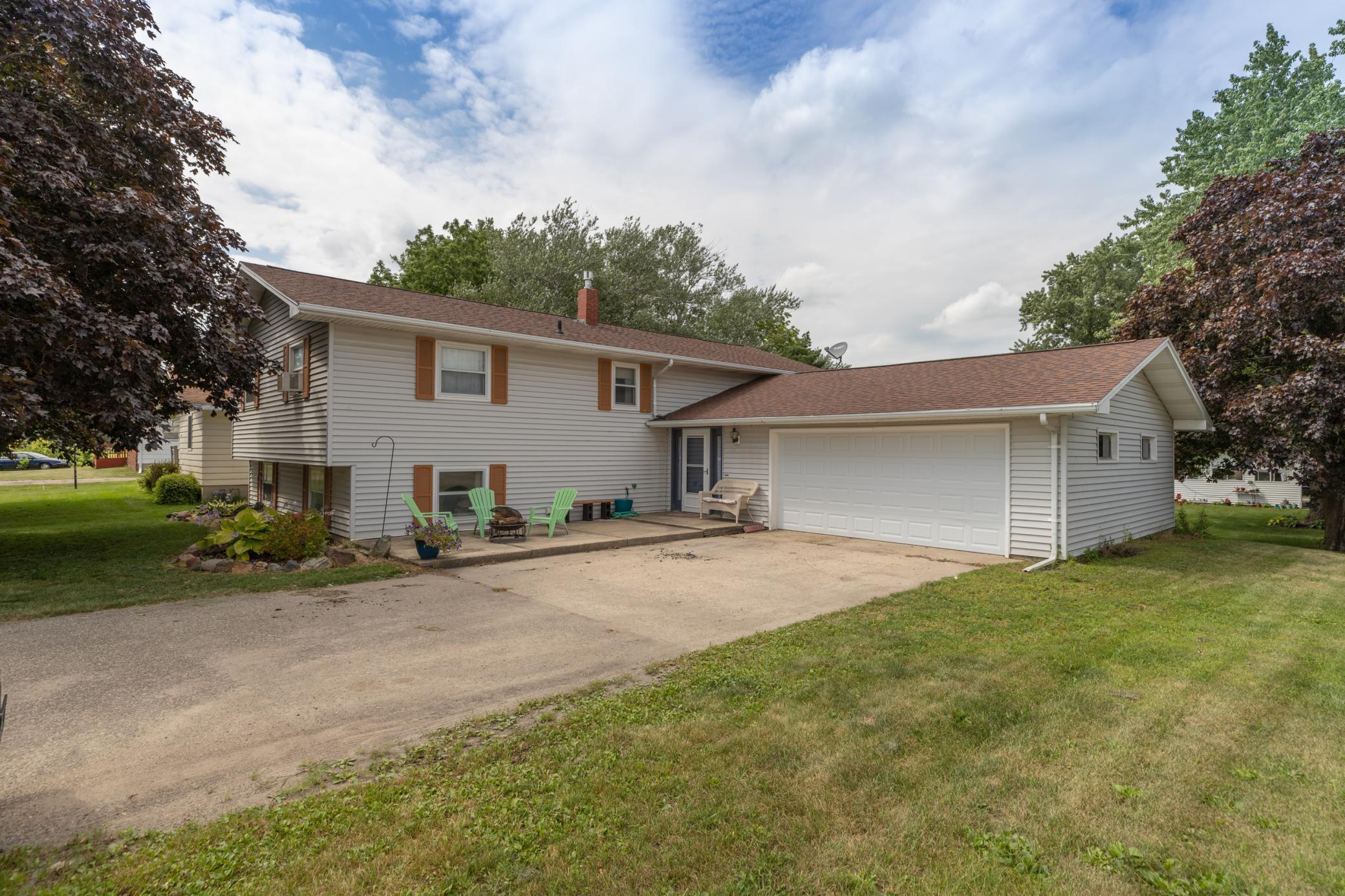 208 Concord Street Property Photo - West Concord, MN real estate listing