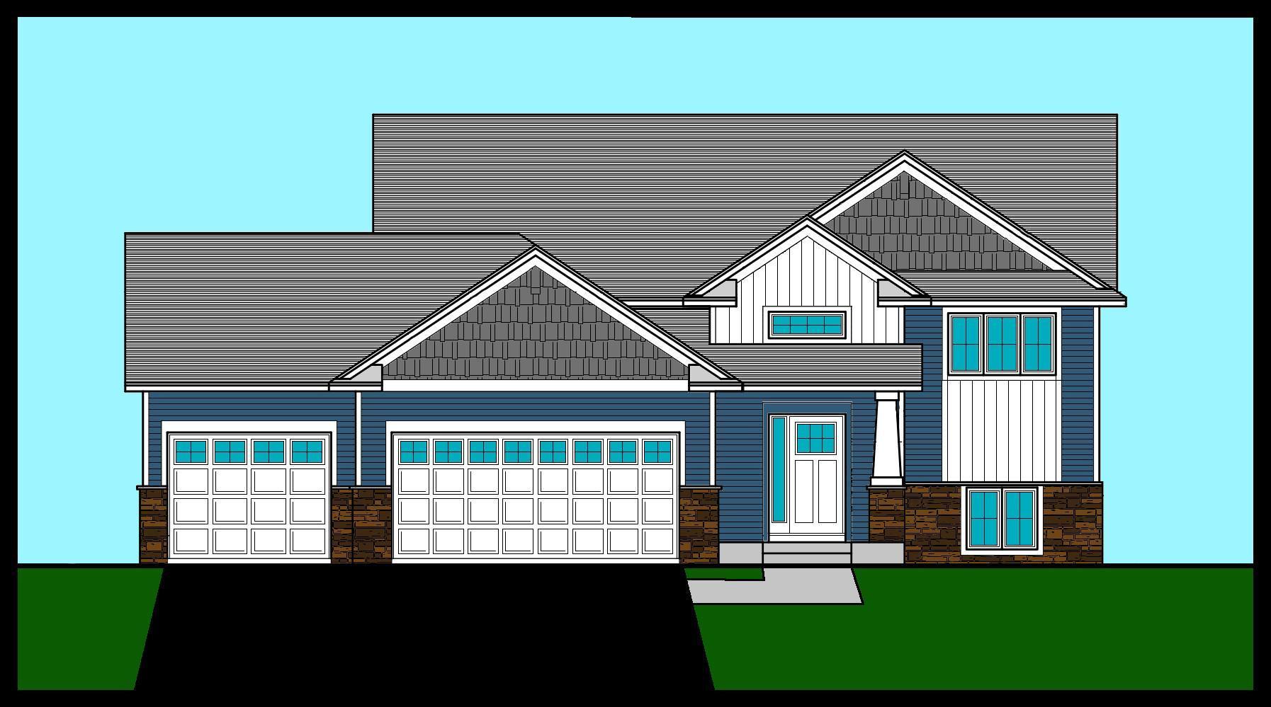1176 242nd Way NE Property Photo - East Bethel, MN real estate listing
