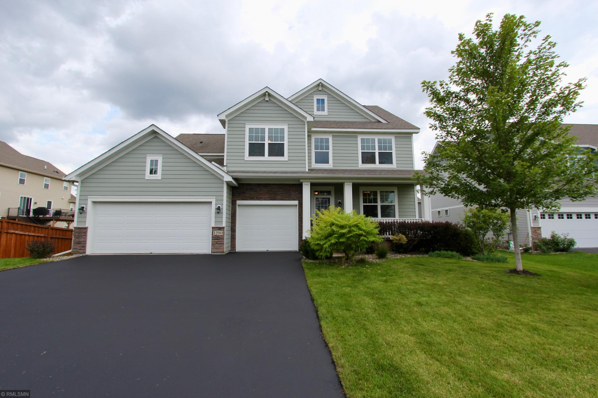 1290 Eagle Point Drive Property Photo - Eagan, MN real estate listing