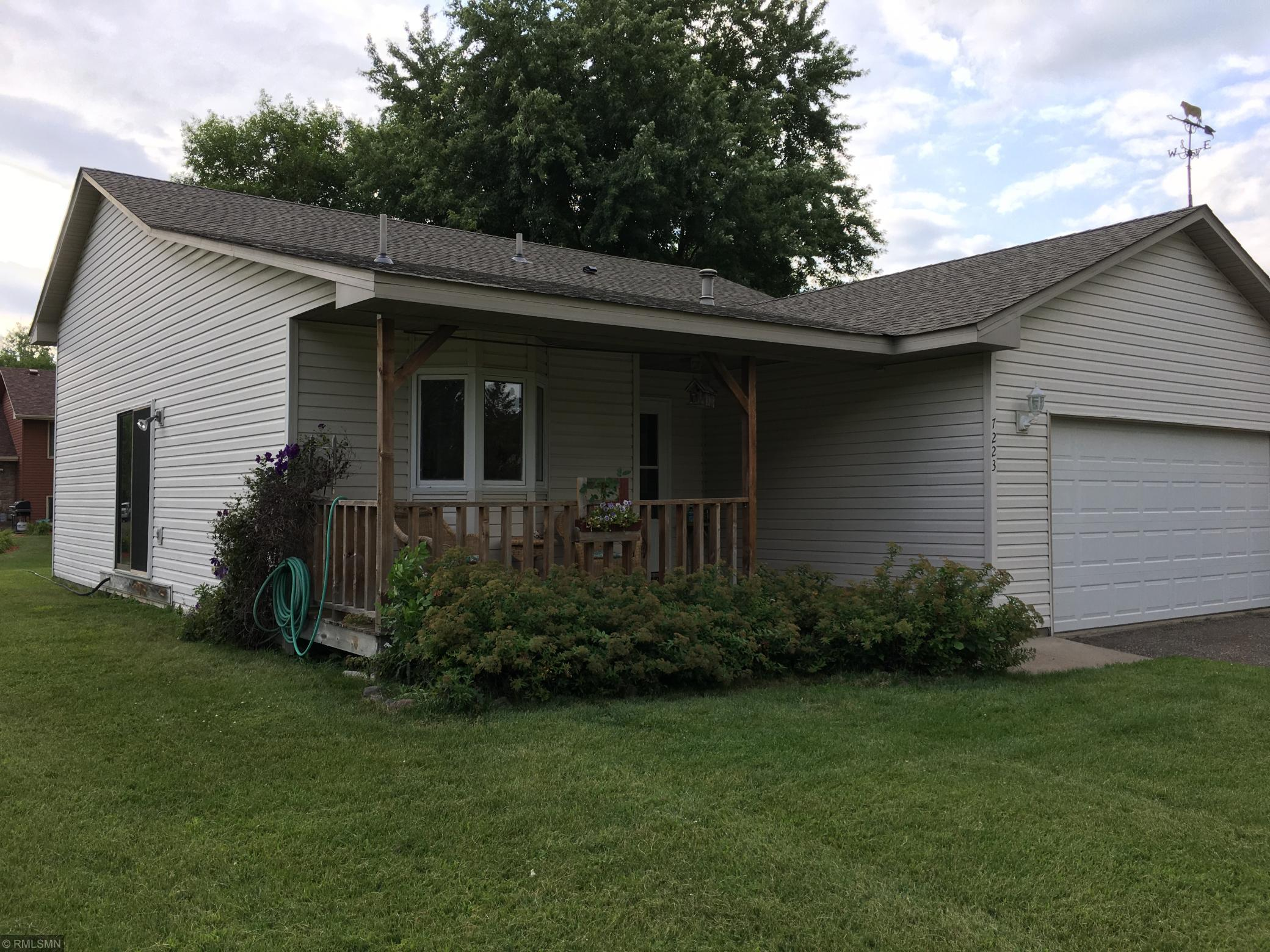 7223 Peterson Trail Property Photo - Centerville, MN real estate listing