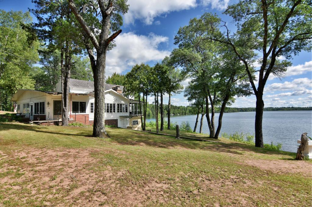 16250 S Ahrens Drive Property Photo - Gordon, WI real estate listing
