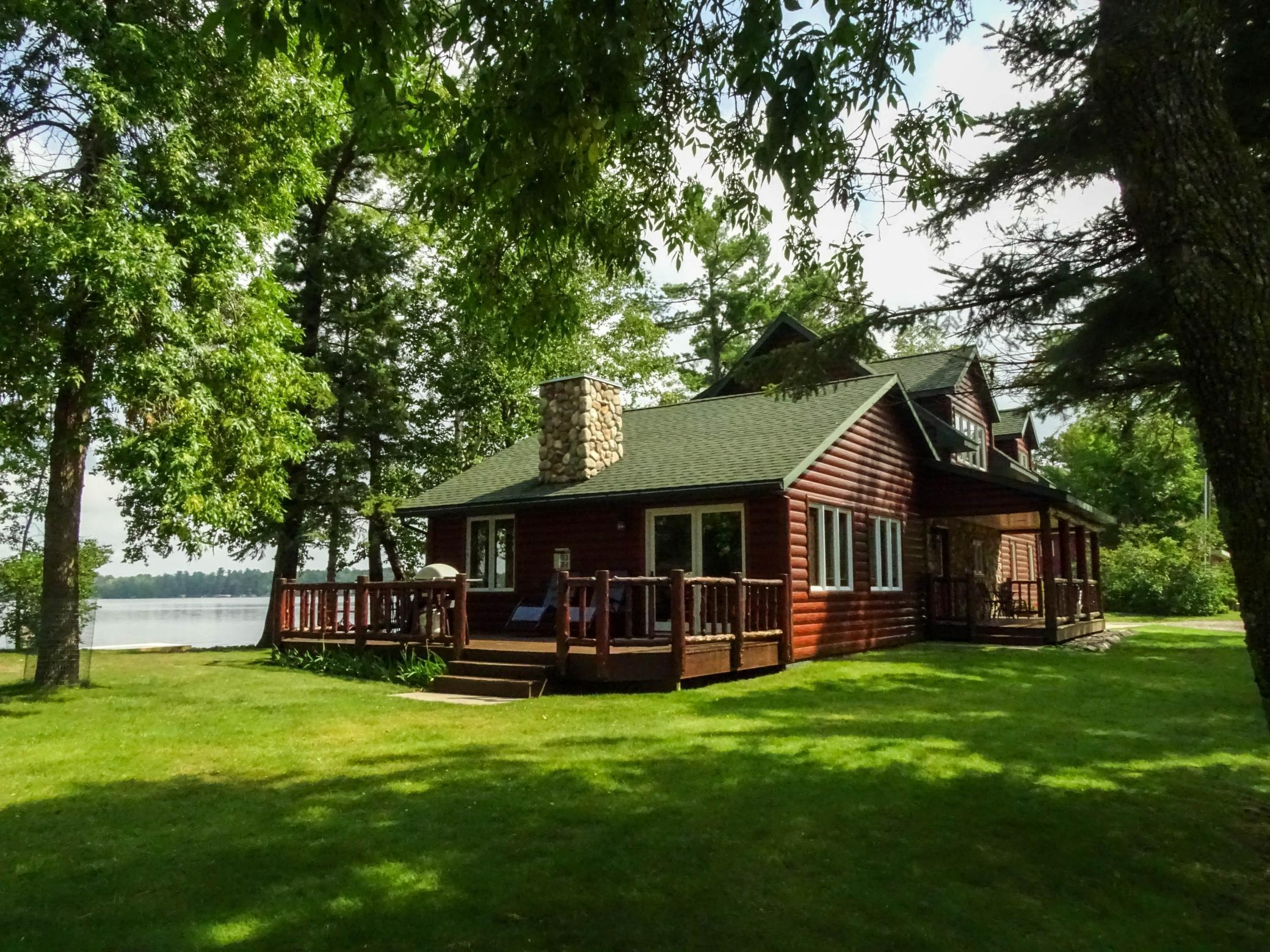 332 Lakeshore Drive W Property Photo - Hackensack, MN real estate listing