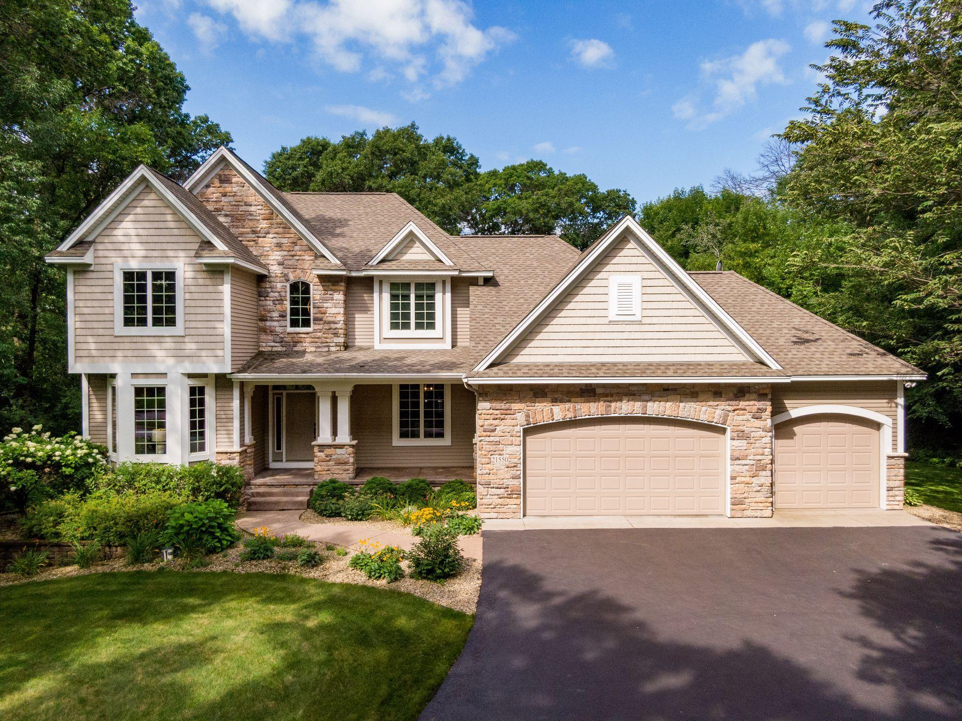 21550 183rd Street NW Property Photo - Big Lake, MN real estate listing