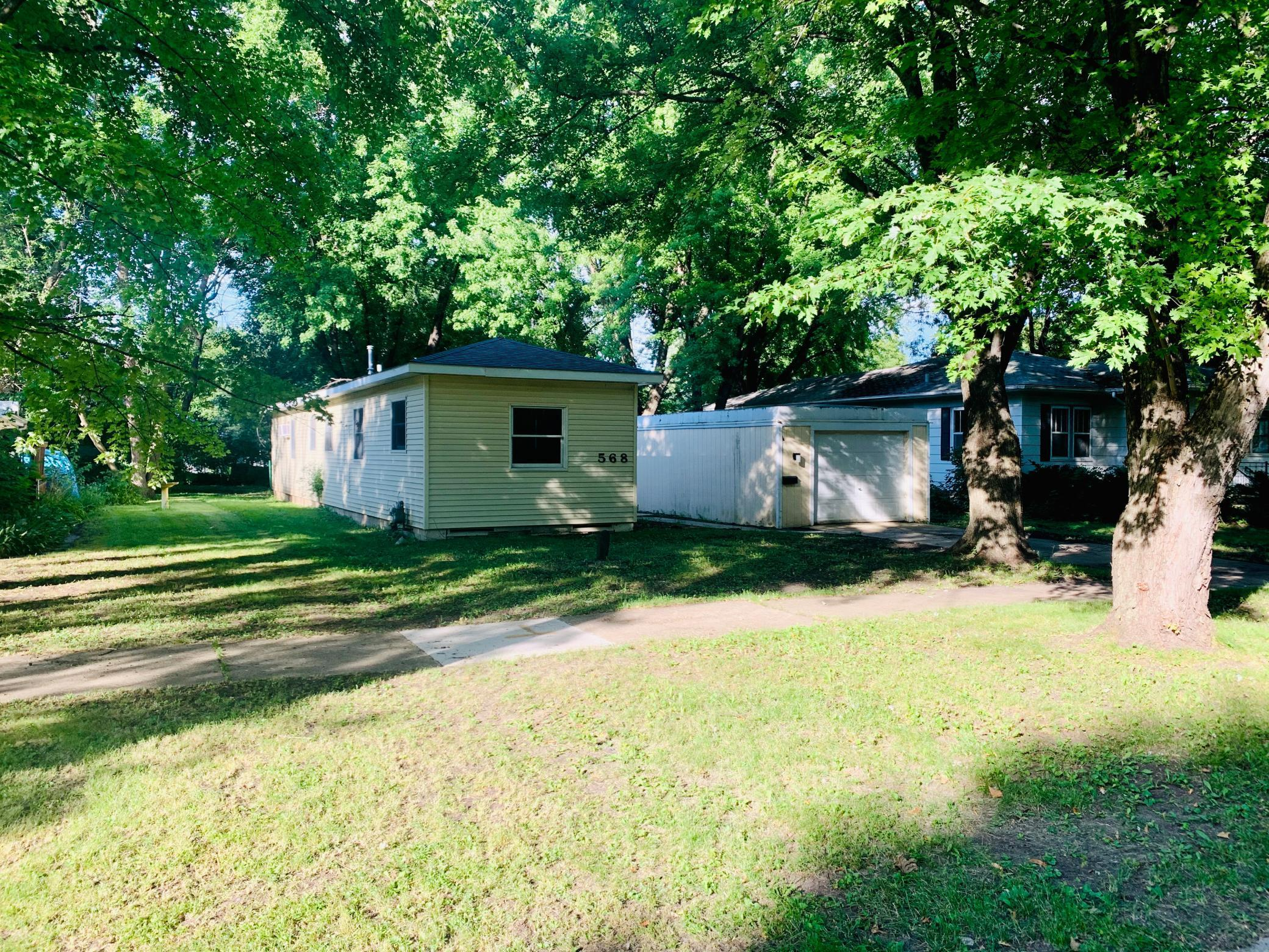 568 Rowland Street Property Photo - Tracy, MN real estate listing
