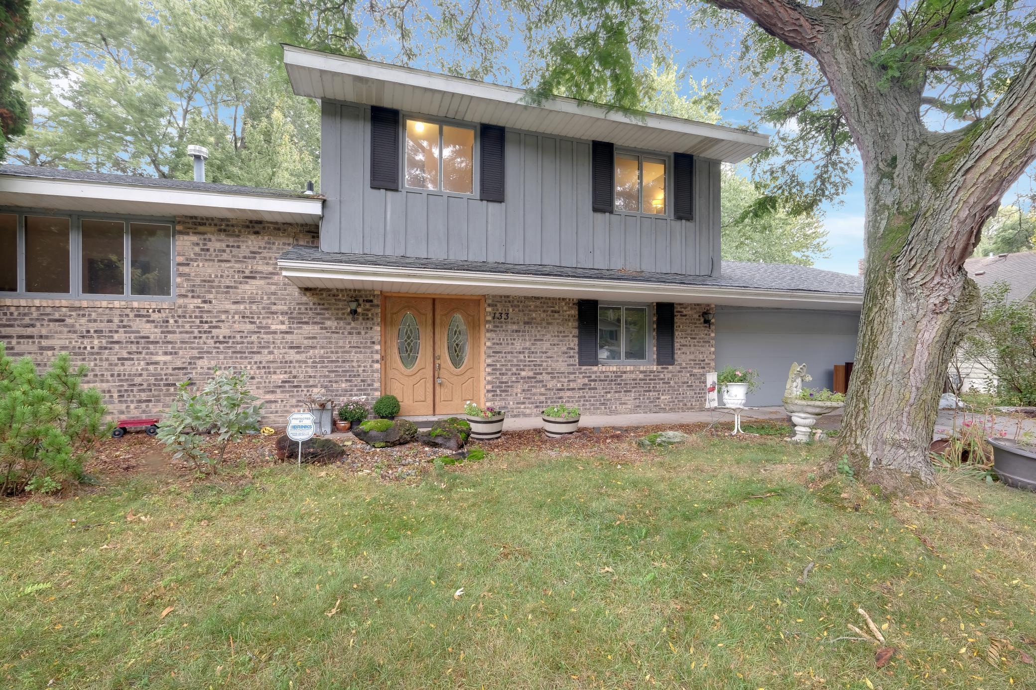 133 E Golden Lake Lane Property Photo - Circle Pines, MN real estate listing
