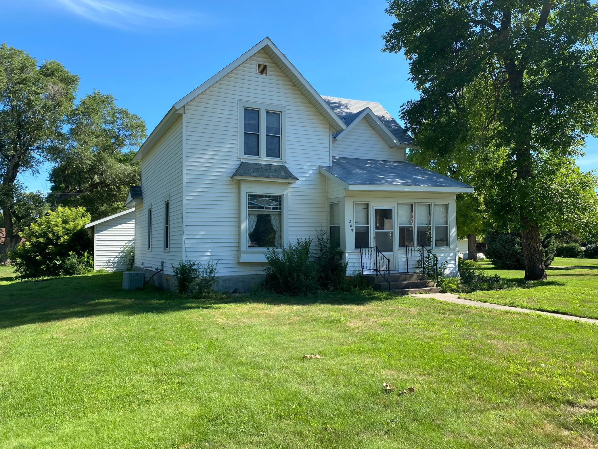209 1st Avenue Property Photo - Bellingham, MN real estate listing