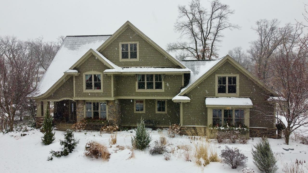 596 Woodland Drive Property Photo - Mahtomedi, MN real estate listing