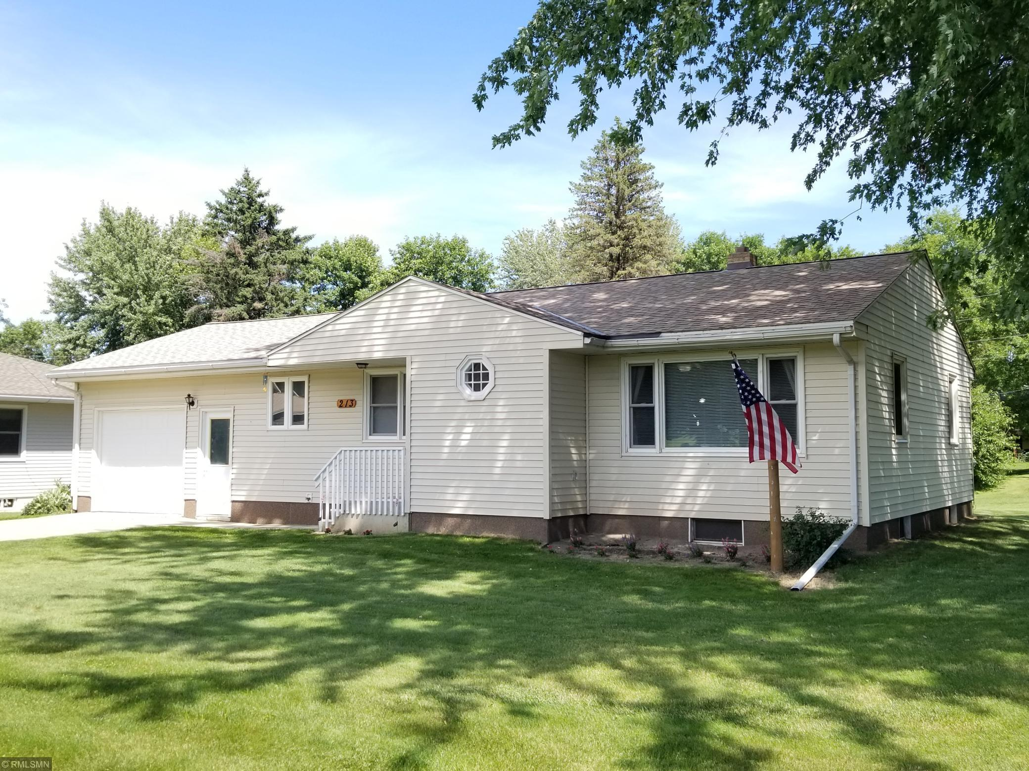 213 Water Street Property Photo - Russell, MN real estate listing