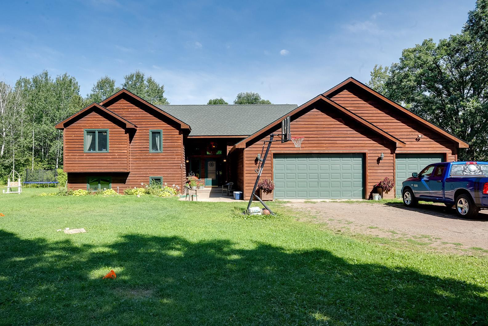 2394 Sherwood Street Property Photo - Brook Park, MN real estate listing