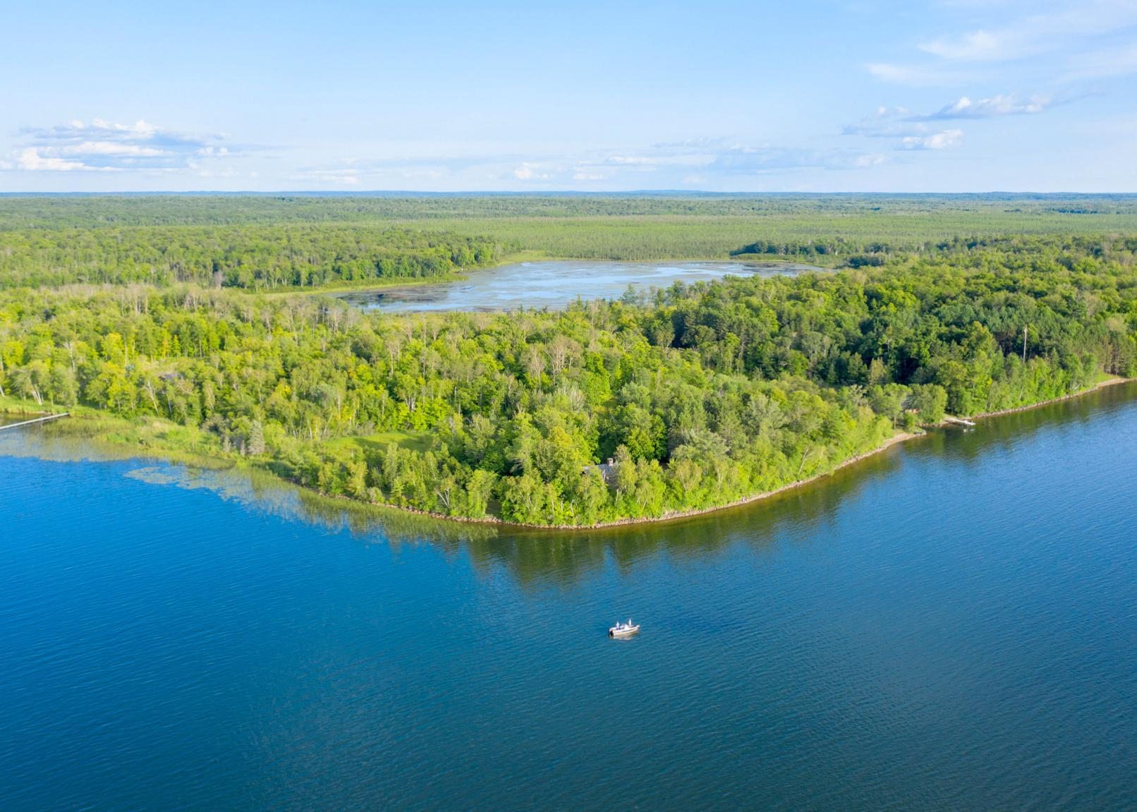 9565 Little Stoney Point Drive NE Property Photo - Boy River, MN real estate listing