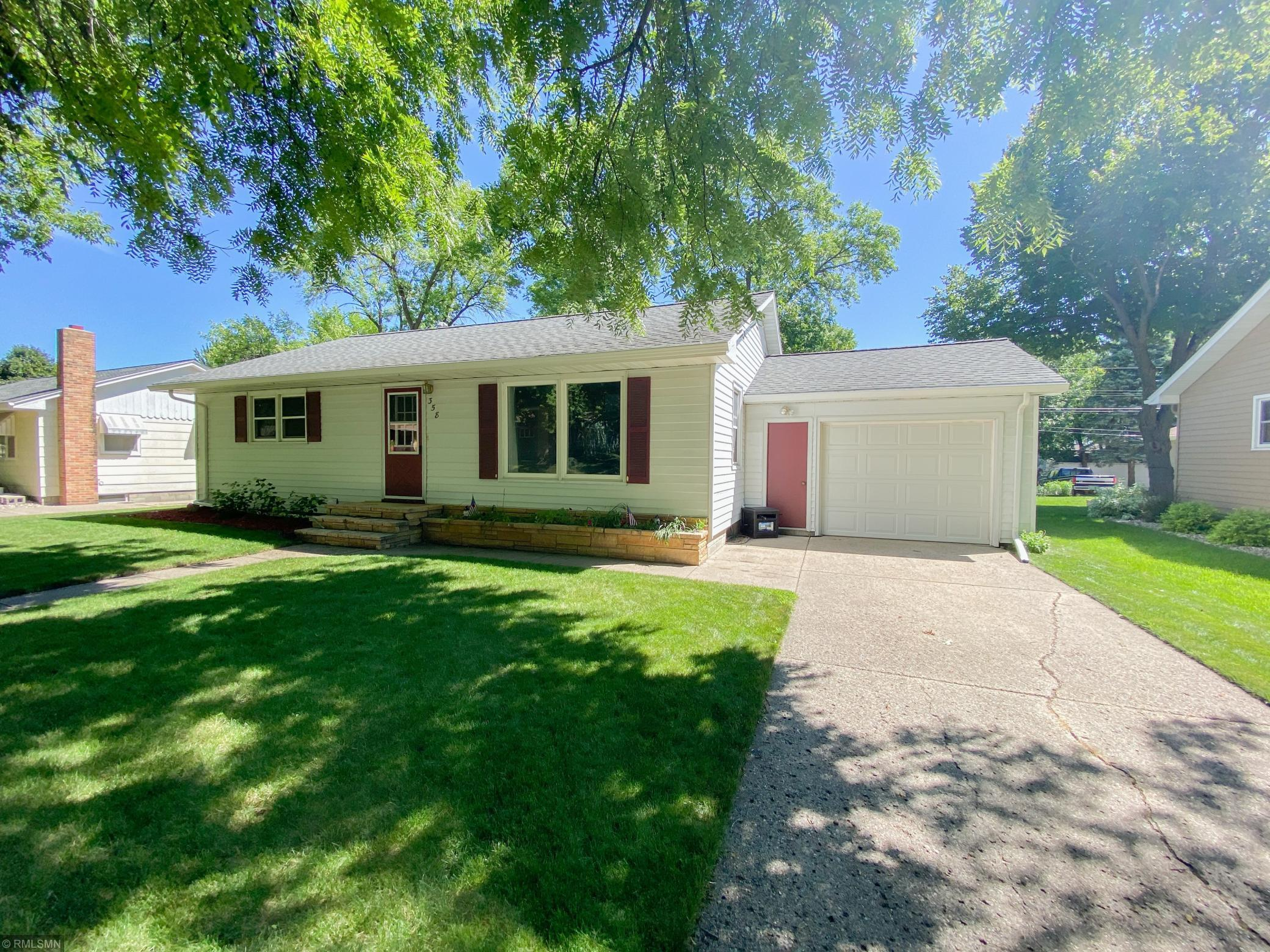 358 Division Street Property Photo - Gaylord, MN real estate listing
