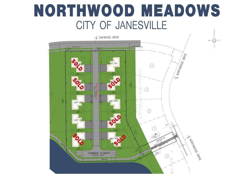 801 Oakwood Trail Property Photo - Janesville, MN real estate listing