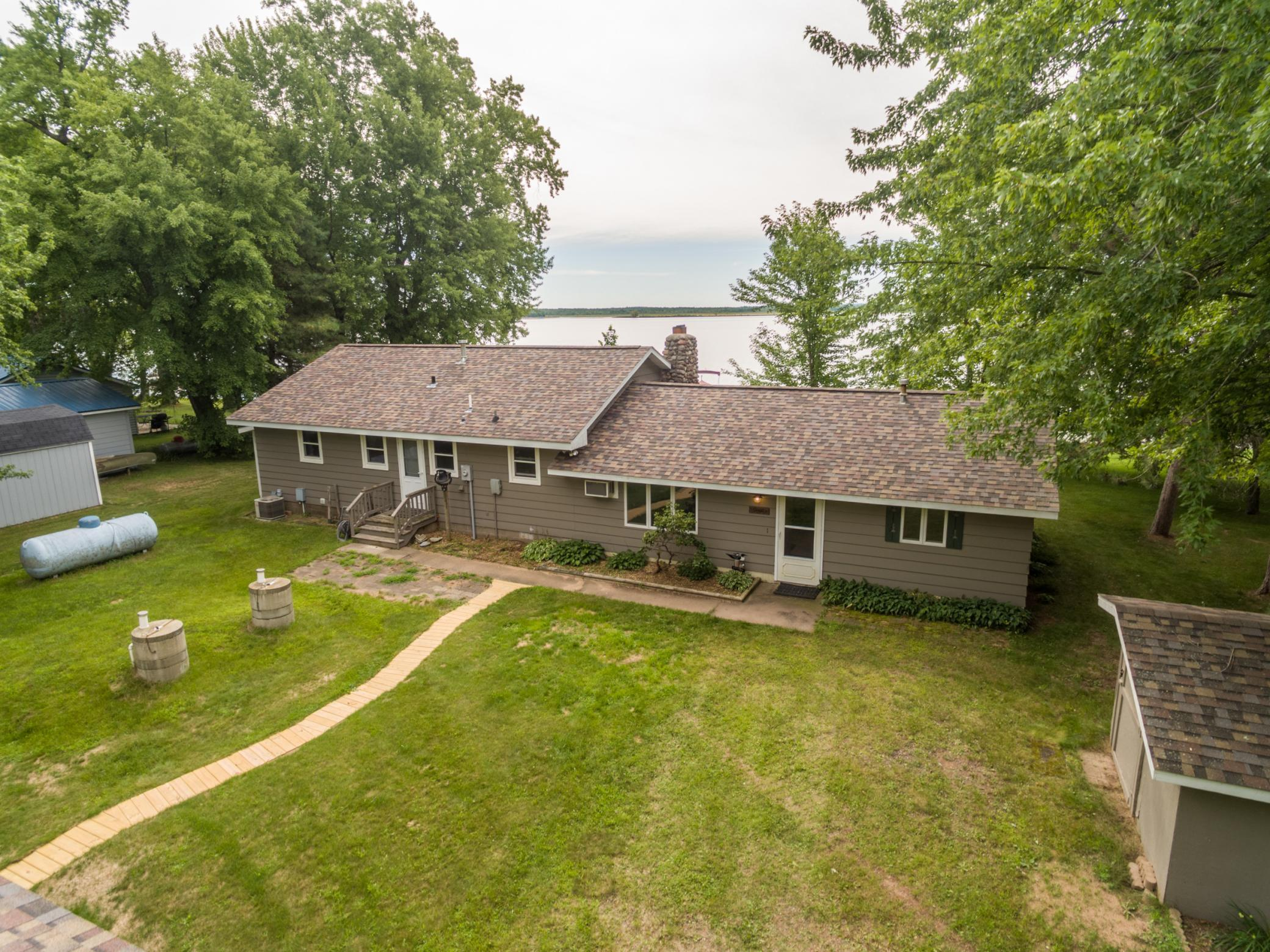24238 Cumberland Point Road Property Photo - Siren Twp, WI real estate listing