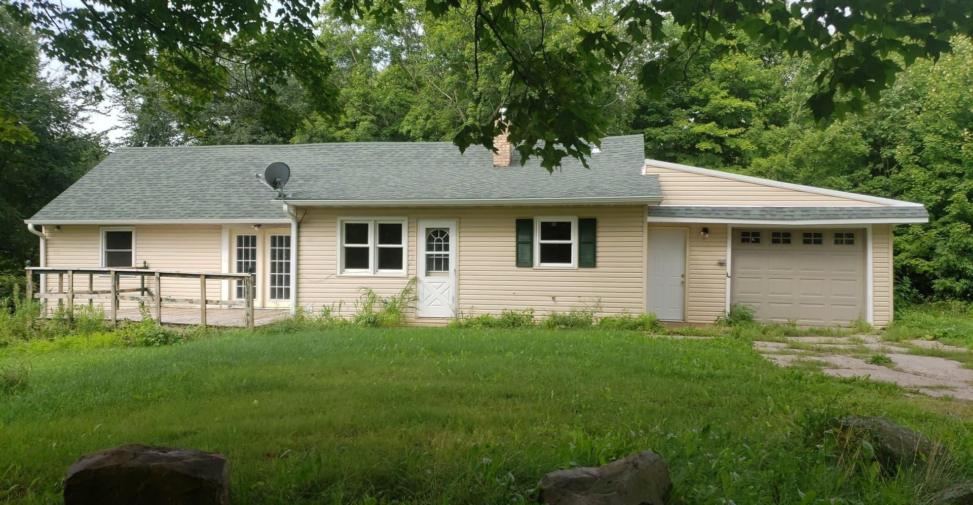 1433 130th Street Property Photo - Balsam Lake, WI real estate listing
