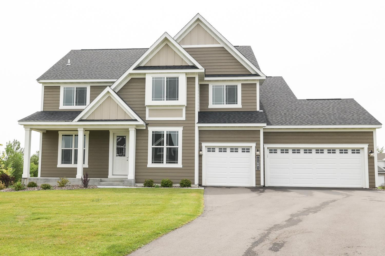 11601 Lakewood Circle NE Property Photo - Albertville, MN real estate listing