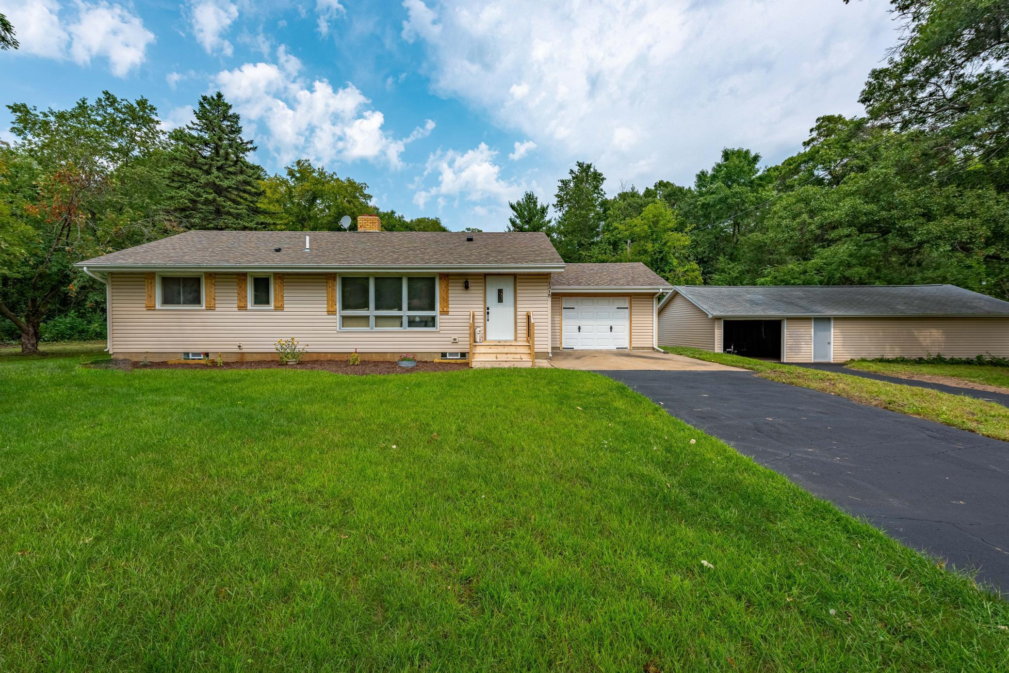1315 233rd Avenue NE Property Photo - East Bethel, MN real estate listing