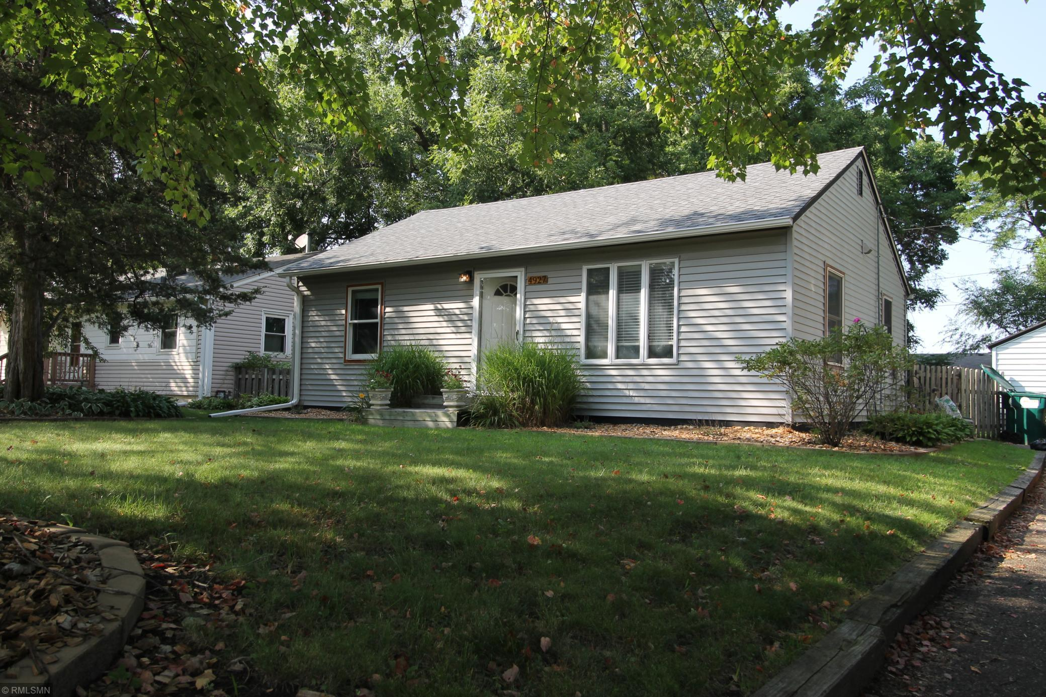 4927 North Road Property Photo - Circle Pines, MN real estate listing