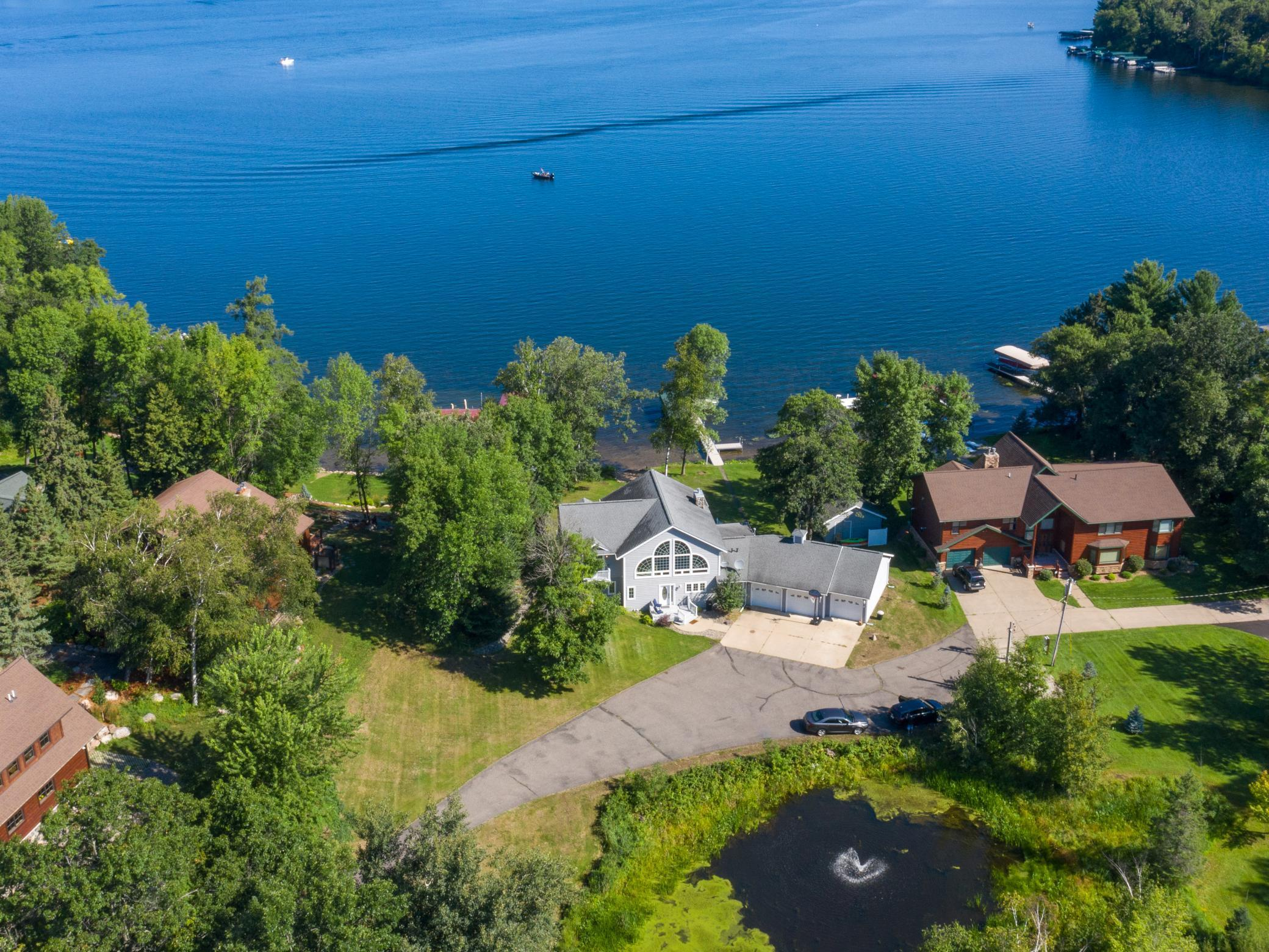 11555 Lower Gull Lake Drive Property Photo - East Gull Lake, MN real estate listing