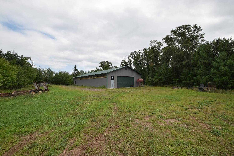 6701 County Road C Property Photo - Danbury, WI real estate listing