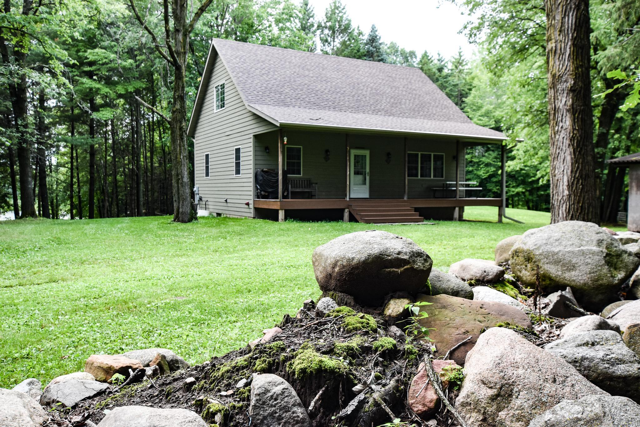 2745 Duck View Circle Property Photo - Brook Park, MN real estate listing