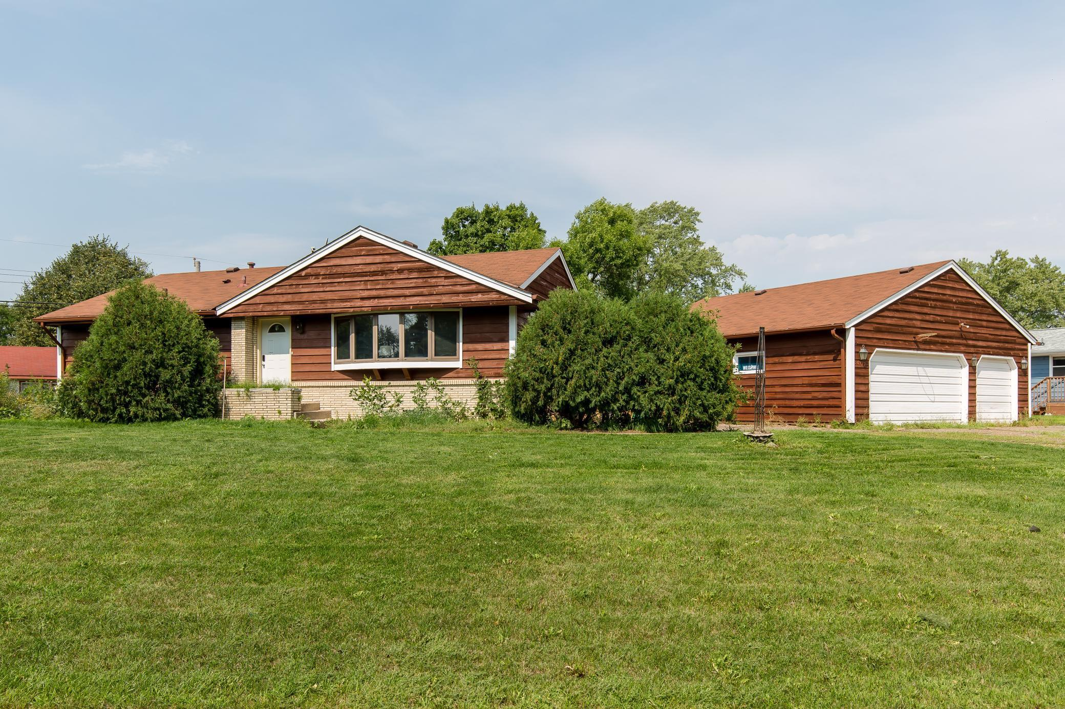 6407 Marlin Drive Property Photo - Brooklyn Center, MN real estate listing