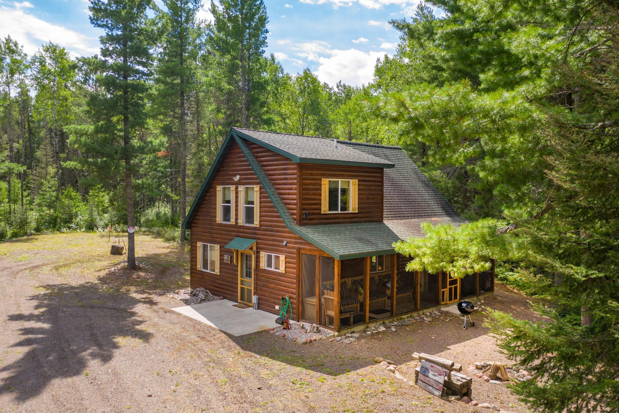 10353 Victor Lake Road Property Photo - Isabella, MN real estate listing