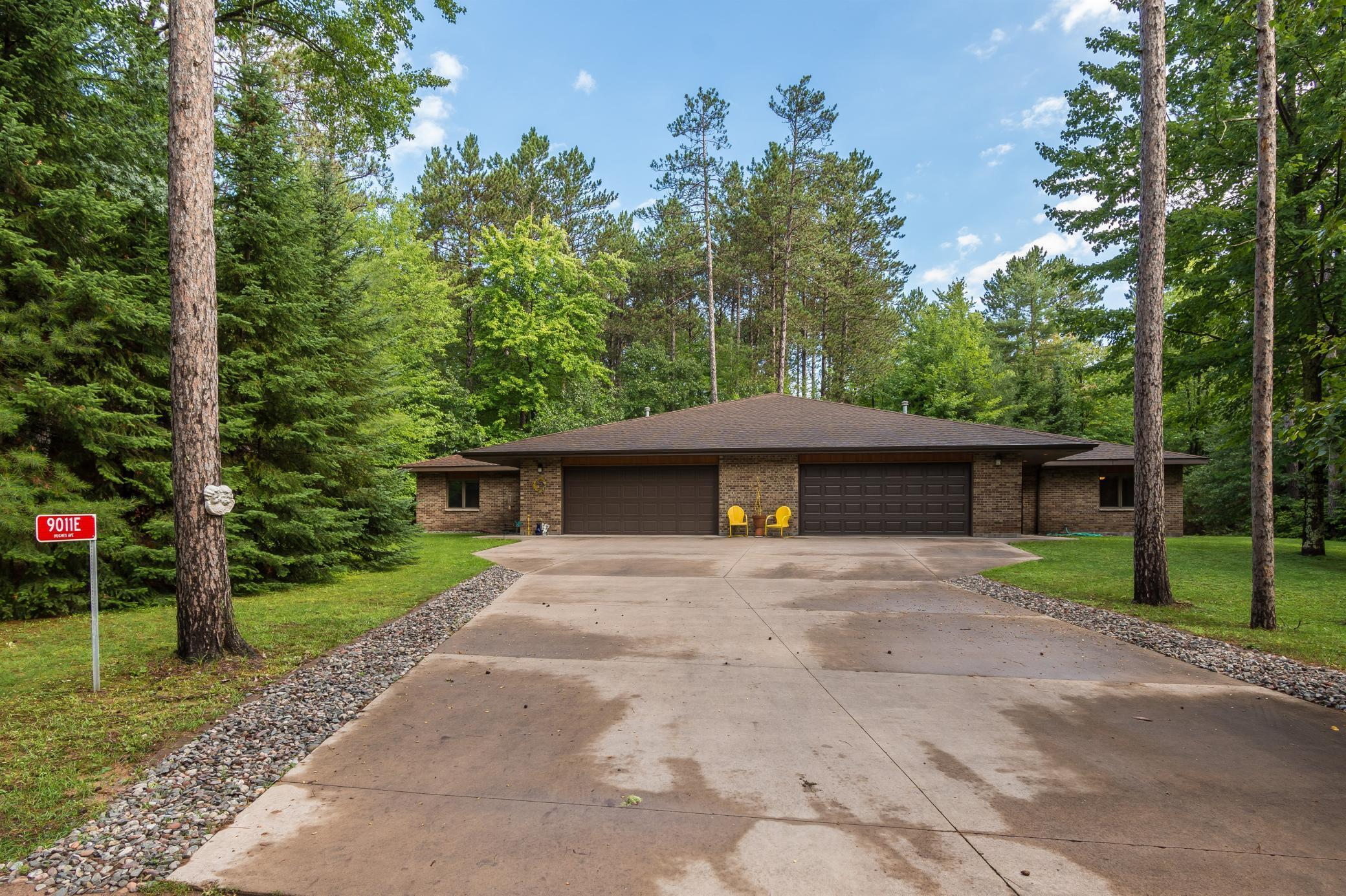 9011 E Hughes Avenue Property Photo - Solon Springs, WI real estate listing