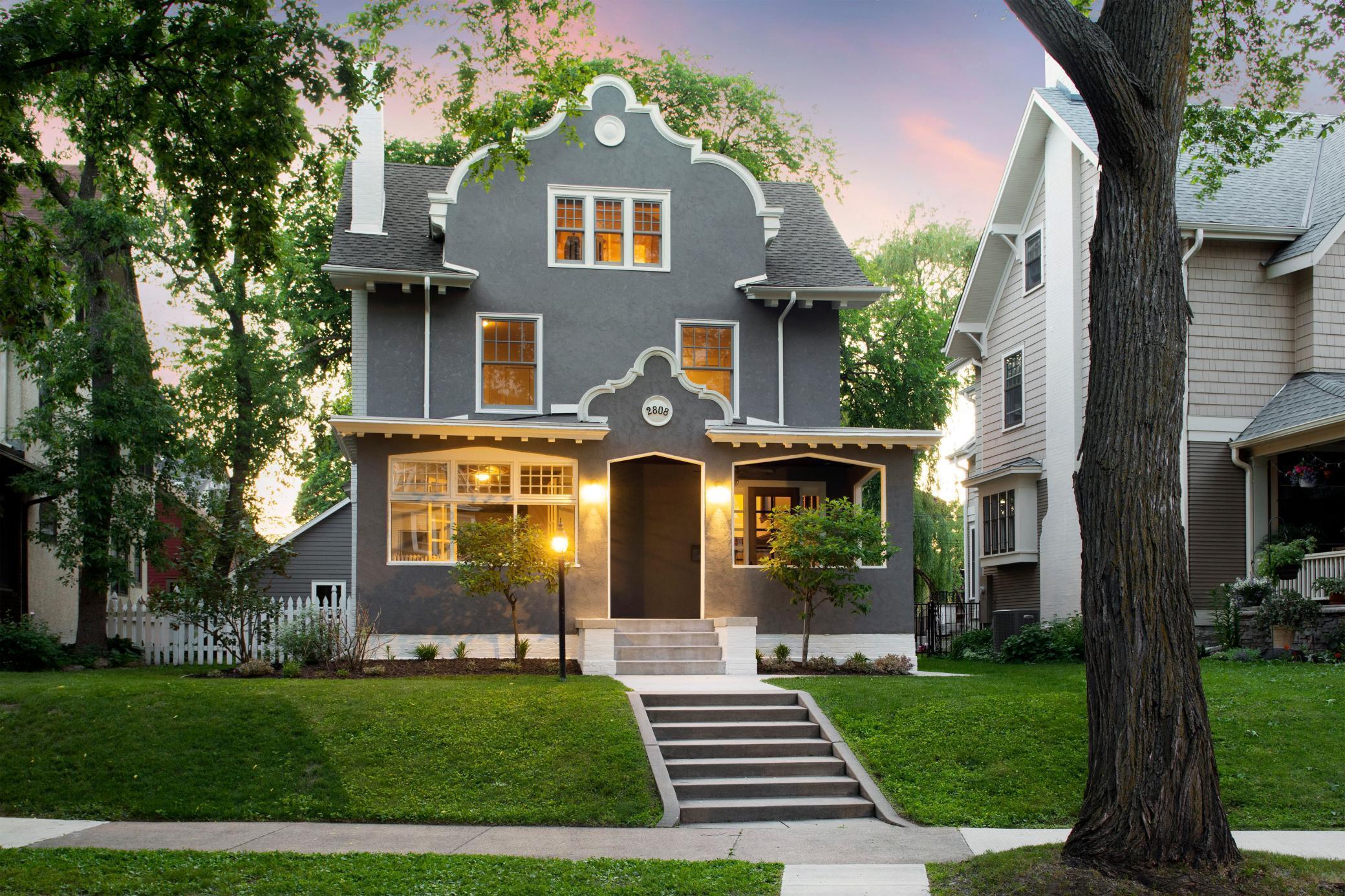 2808 Irving Avenue S Property Photo - Minneapolis, MN real estate listing
