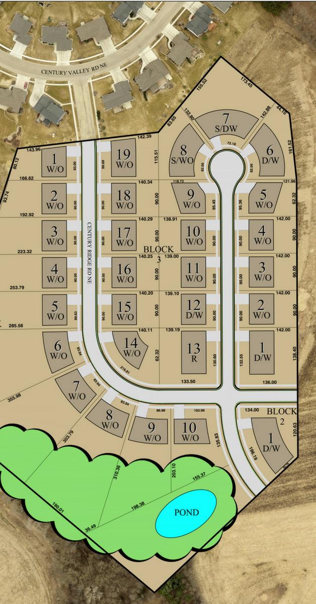 3156 Bella Terra Lane NE Property Photo - Rochester, MN real estate listing