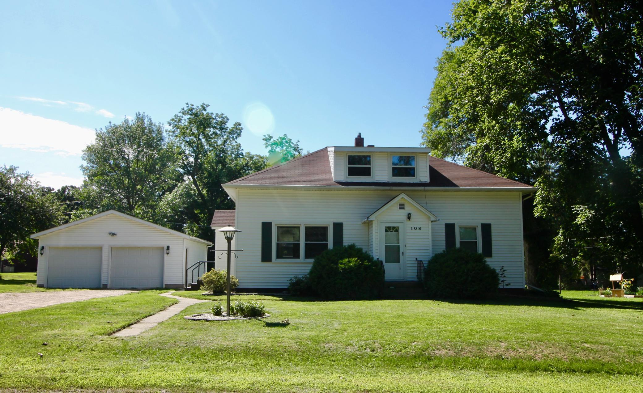 108 East Road S Property Photo - Atwater, MN real estate listing