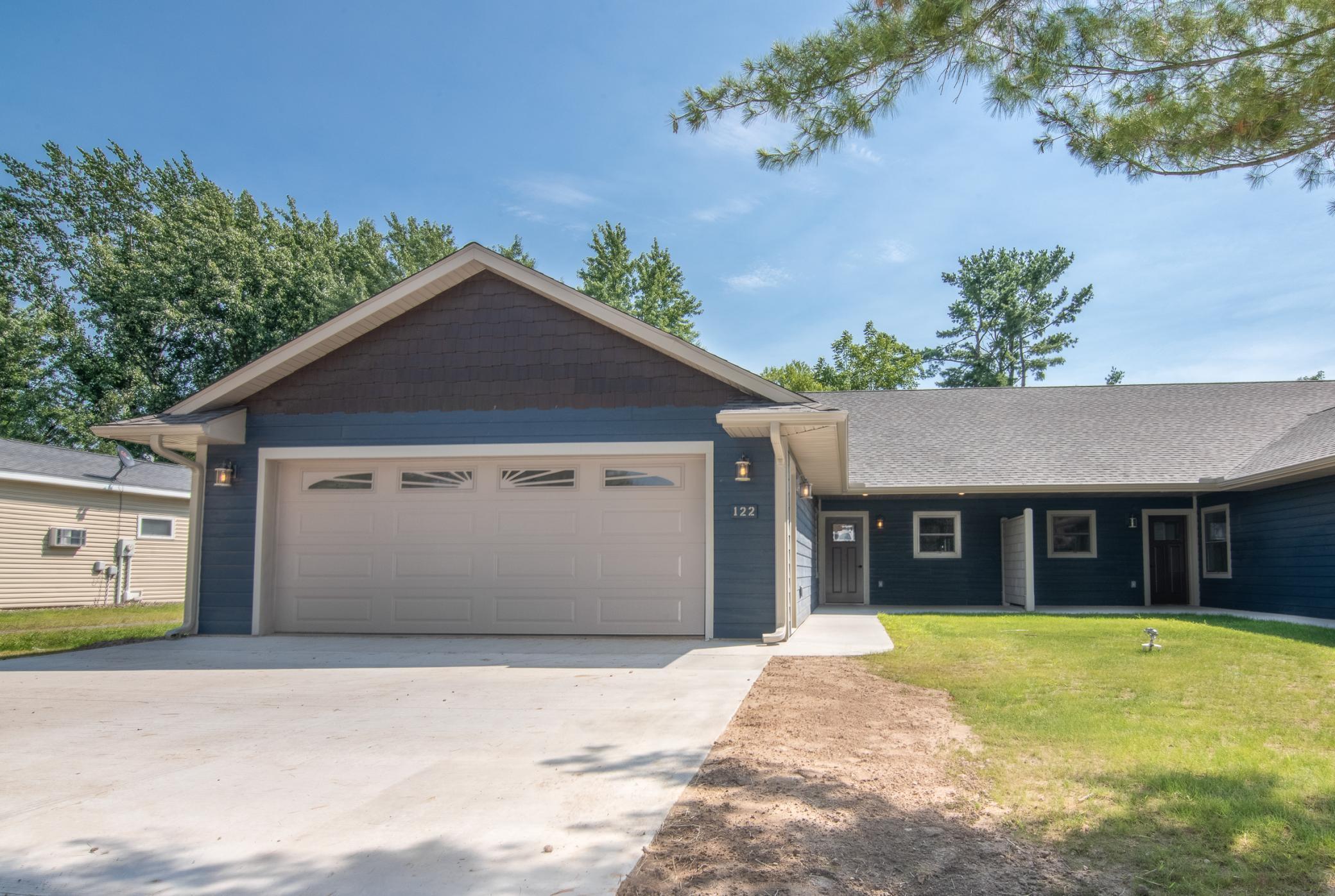 120 Pine Street N Property Photo - Turtle Lake Twp, WI real estate listing