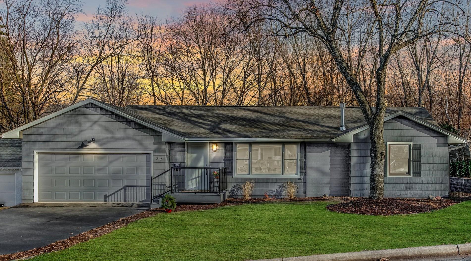 315 Harrison Avenue S Property Photo - Edina, MN real estate listing