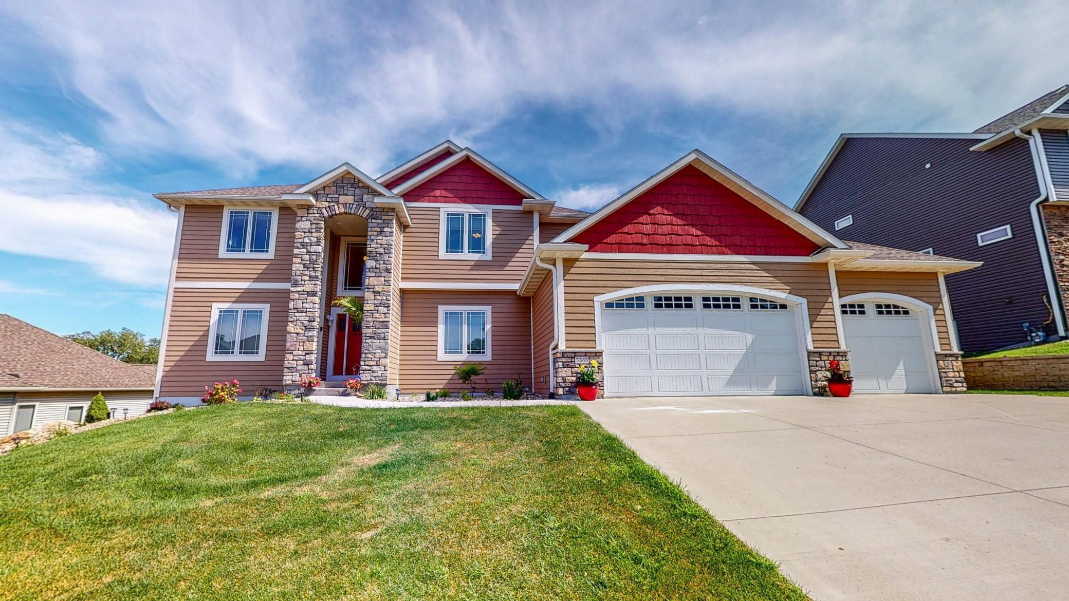 3868 Cameo Place NE Property Photo - Rochester, MN real estate listing