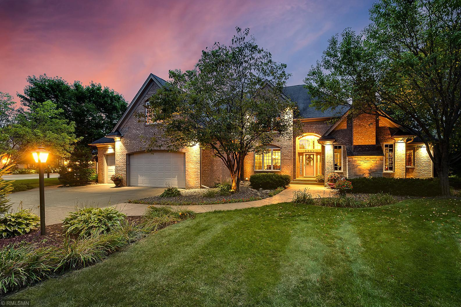 9241 Wedgewood Point Property Photo - Woodbury, MN real estate listing
