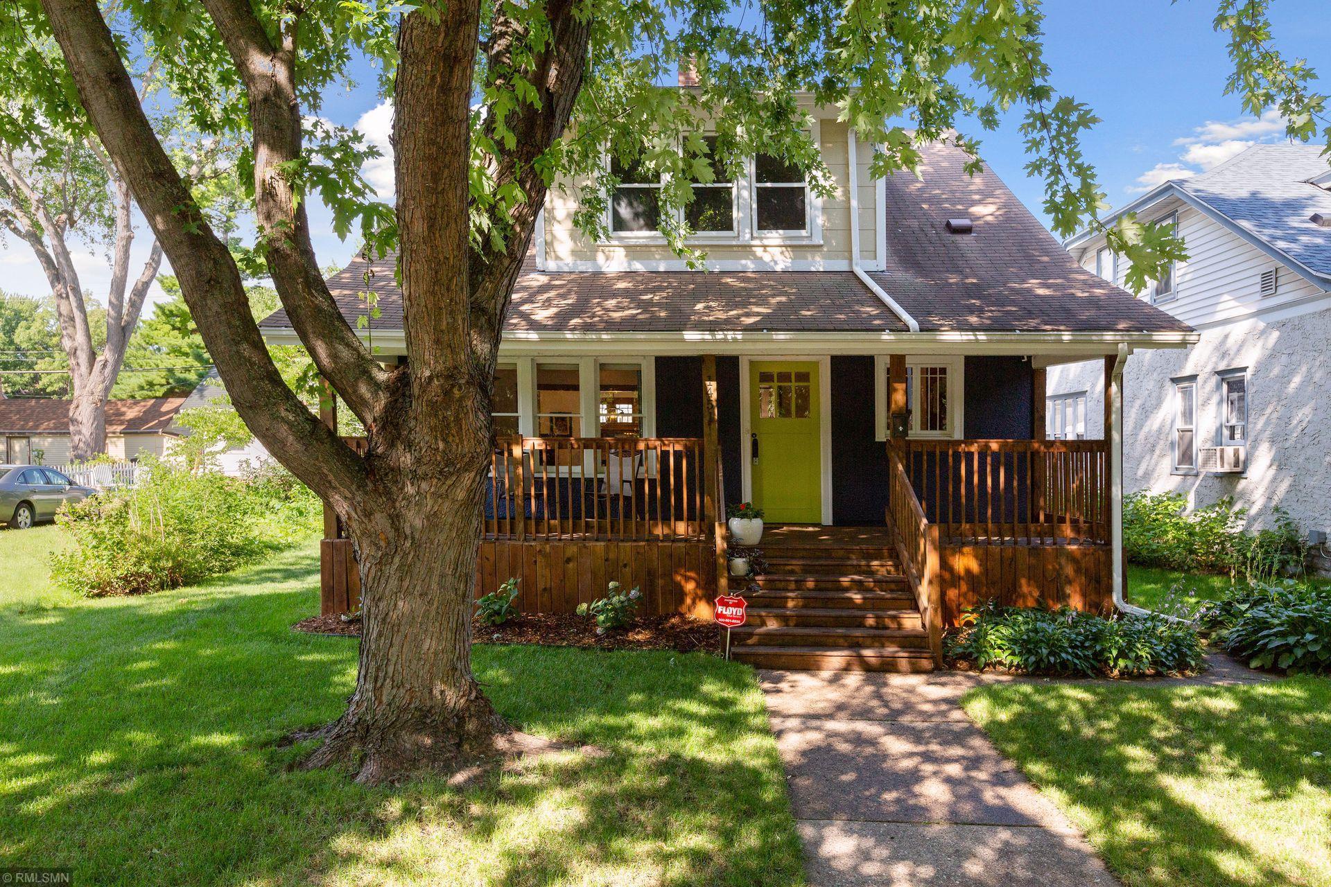 1451 Hamline Avenue N Property Photo - Saint Paul, MN real estate listing