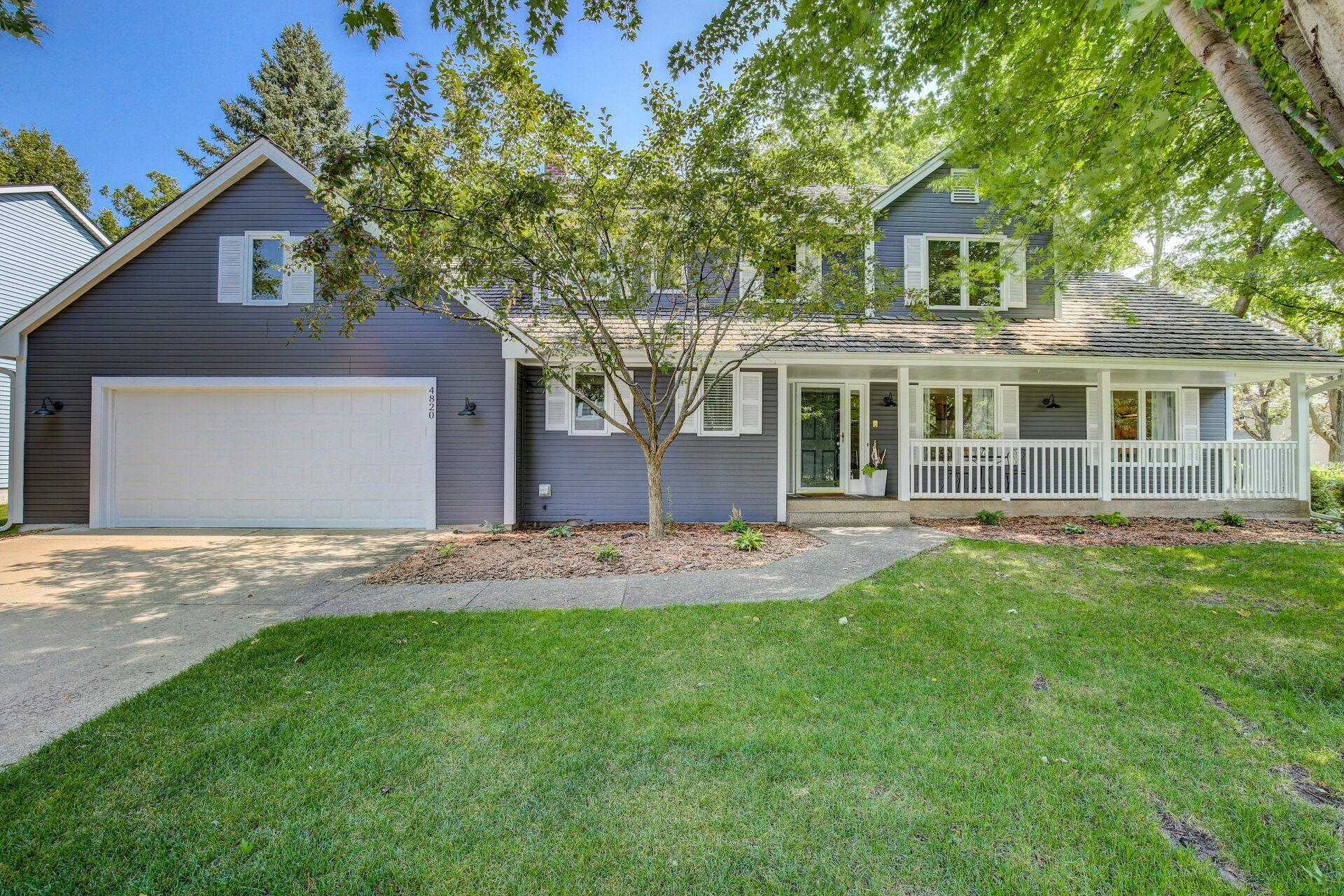 4820 Meadow Lane Property Photo - Shoreview, MN real estate listing