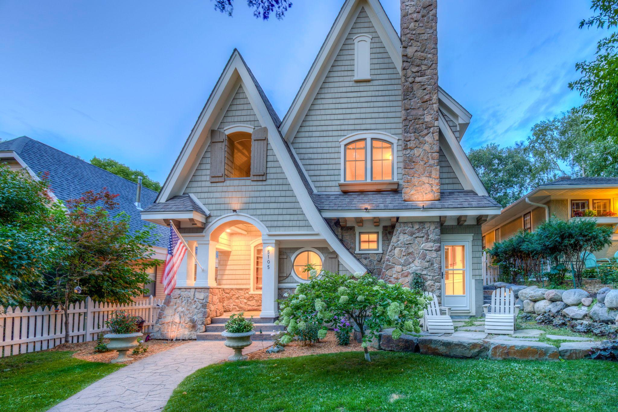 5105 Thomas Avenue S Property Photo