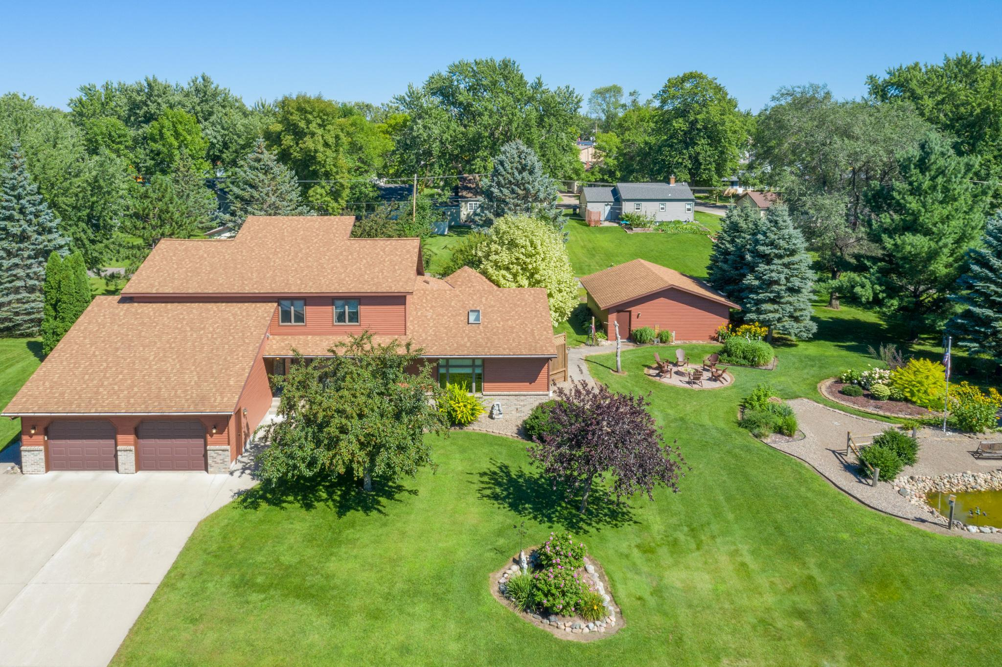 106 Vincent Street S Property Photo - Pierz, MN real estate listing