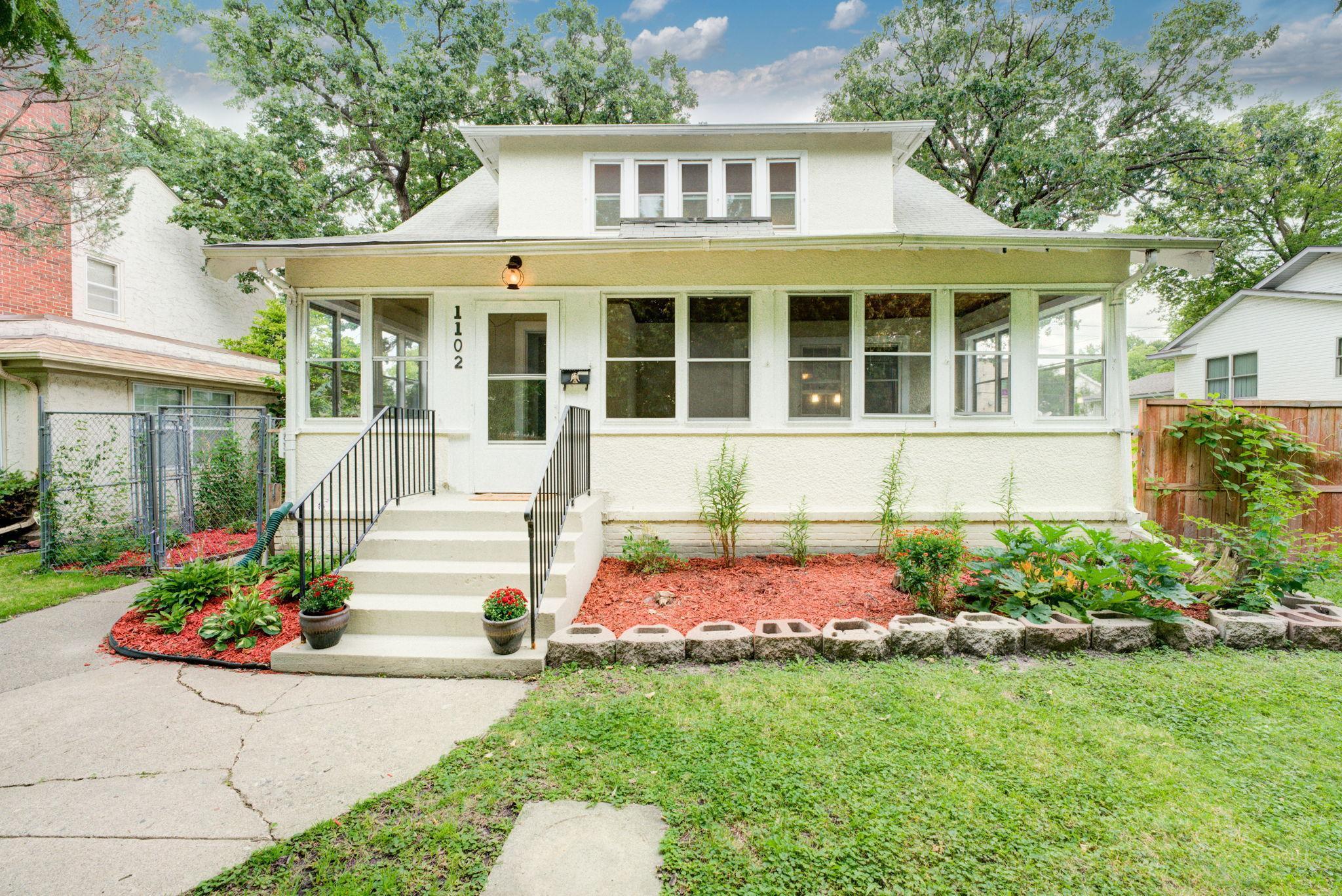 1102 Newton Avenue N Property Photo - Minneapolis, MN real estate listing