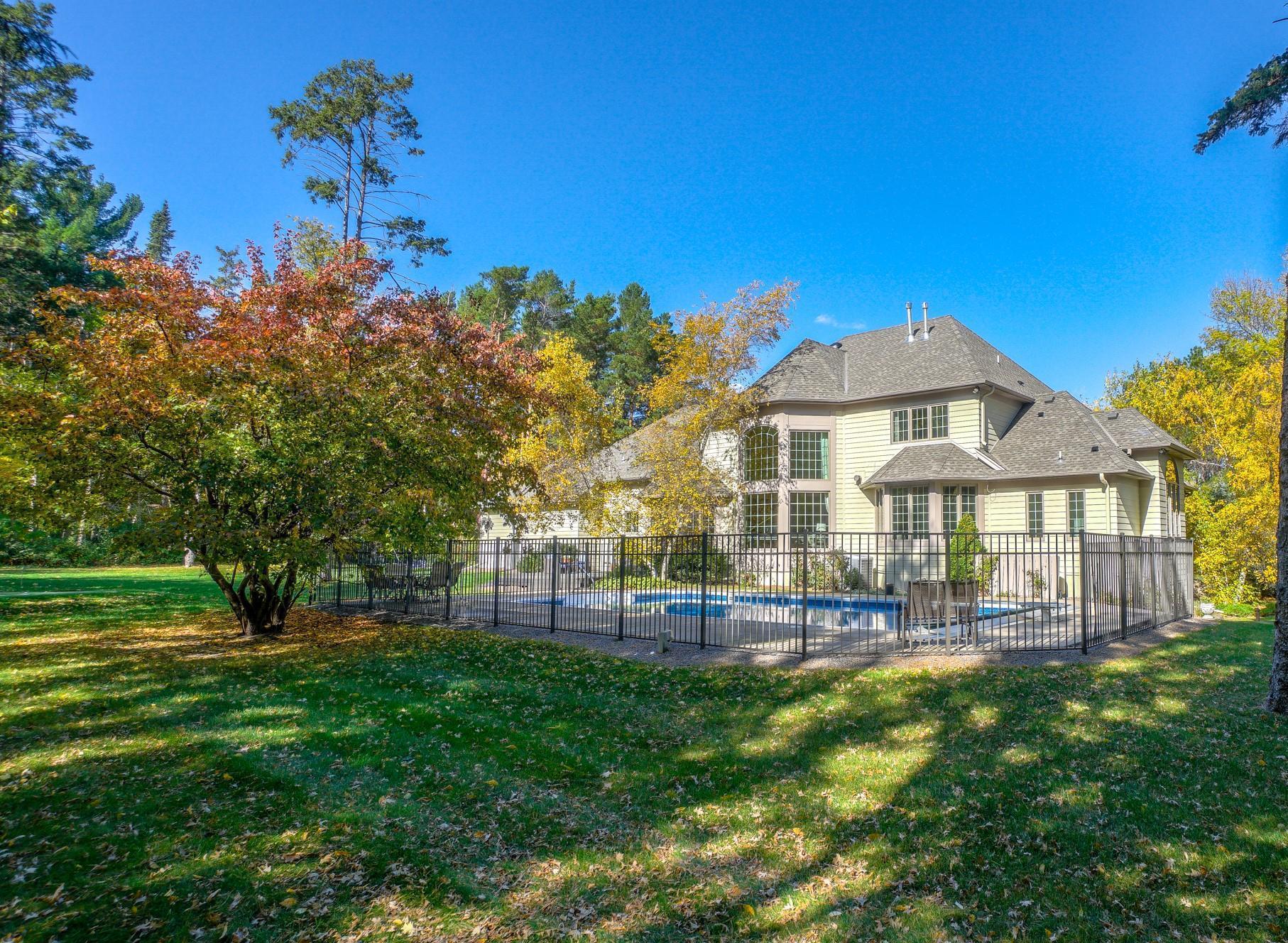 50 W Lake Drive Property Photo - North Oaks, MN real estate listing