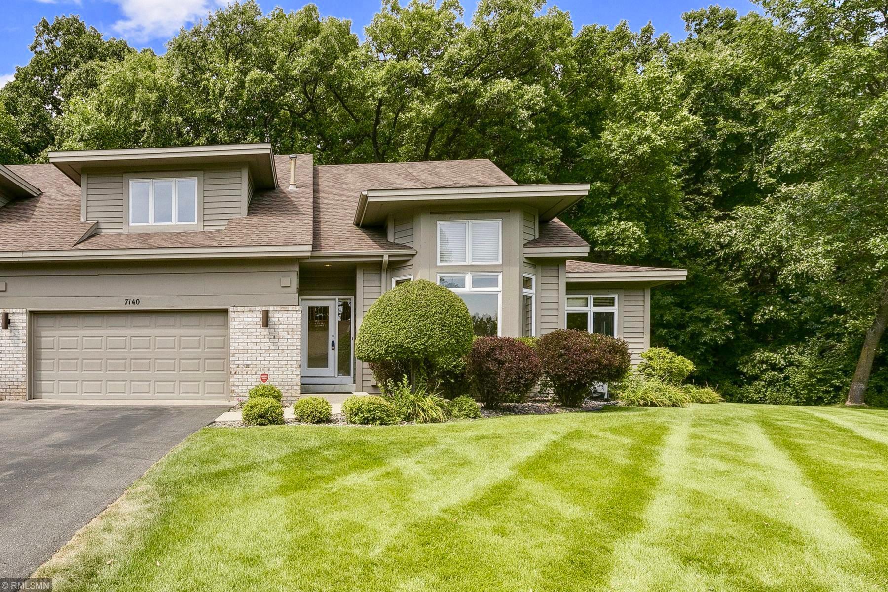7140 Crowne Oak Road Property Photo - Eden Prairie, MN real estate listing