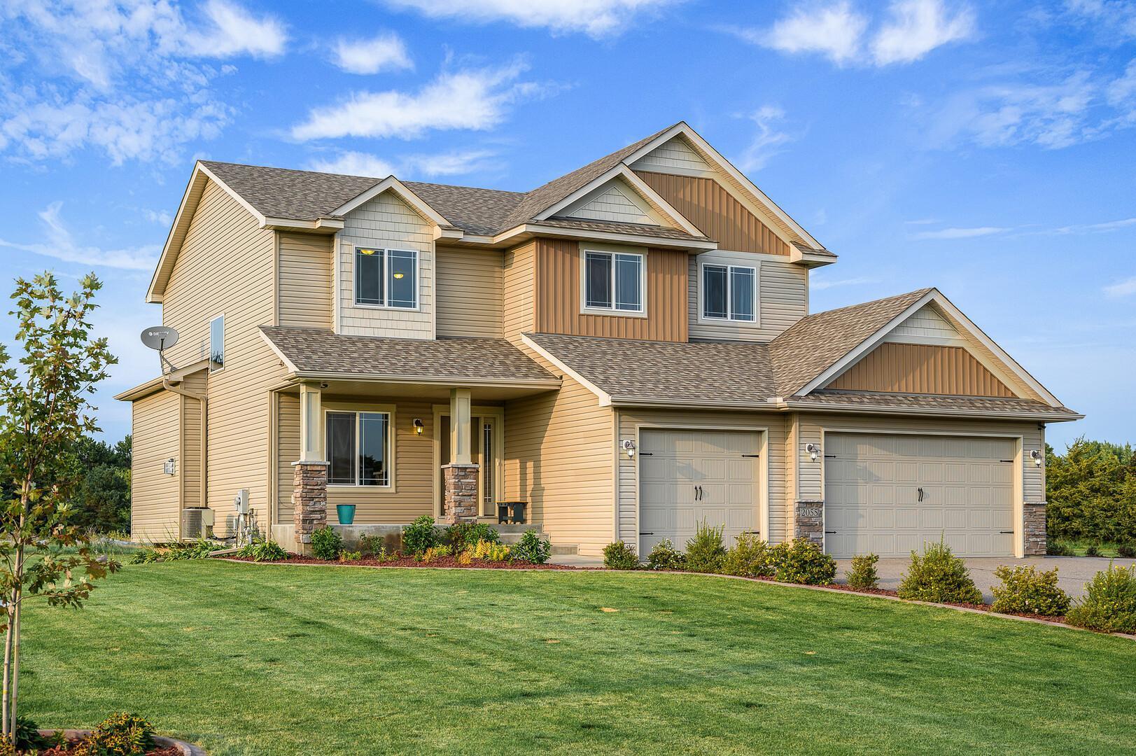 2055 133rd Lane NE Property Photo - Ham Lake, MN real estate listing