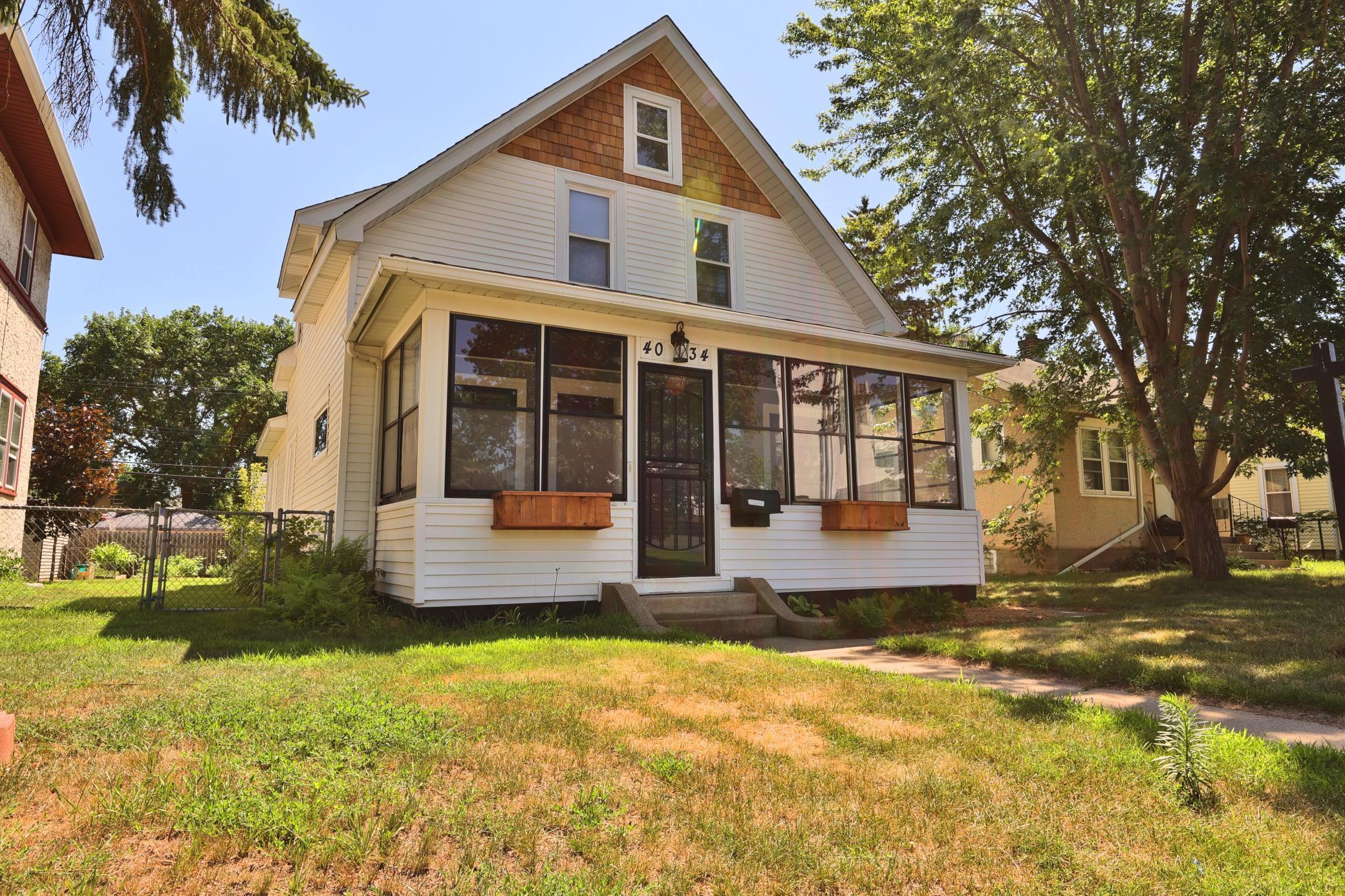 4034 Thomas Avenue N Property Photo