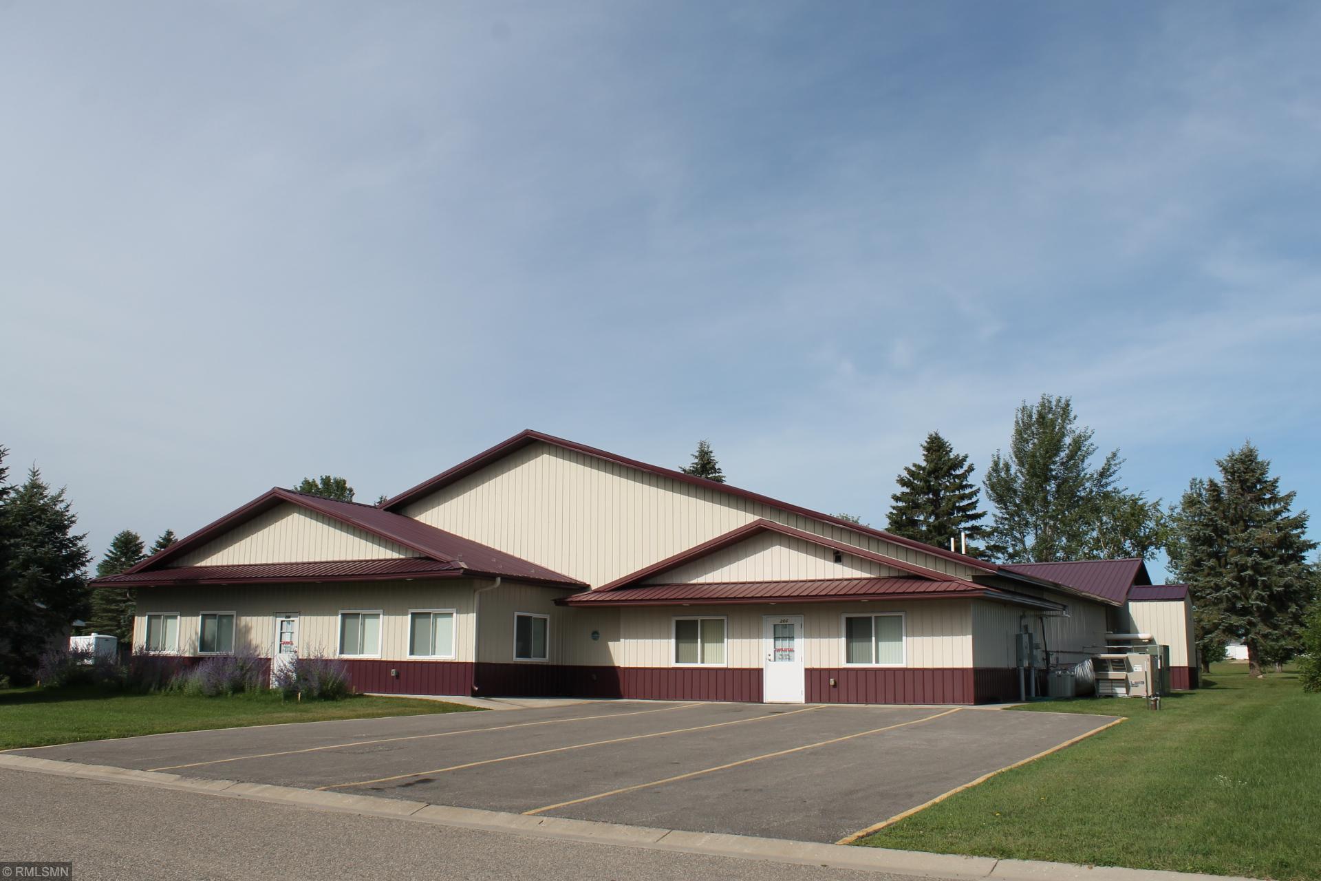 206 West Street N Property Photo - Miltona, MN real estate listing